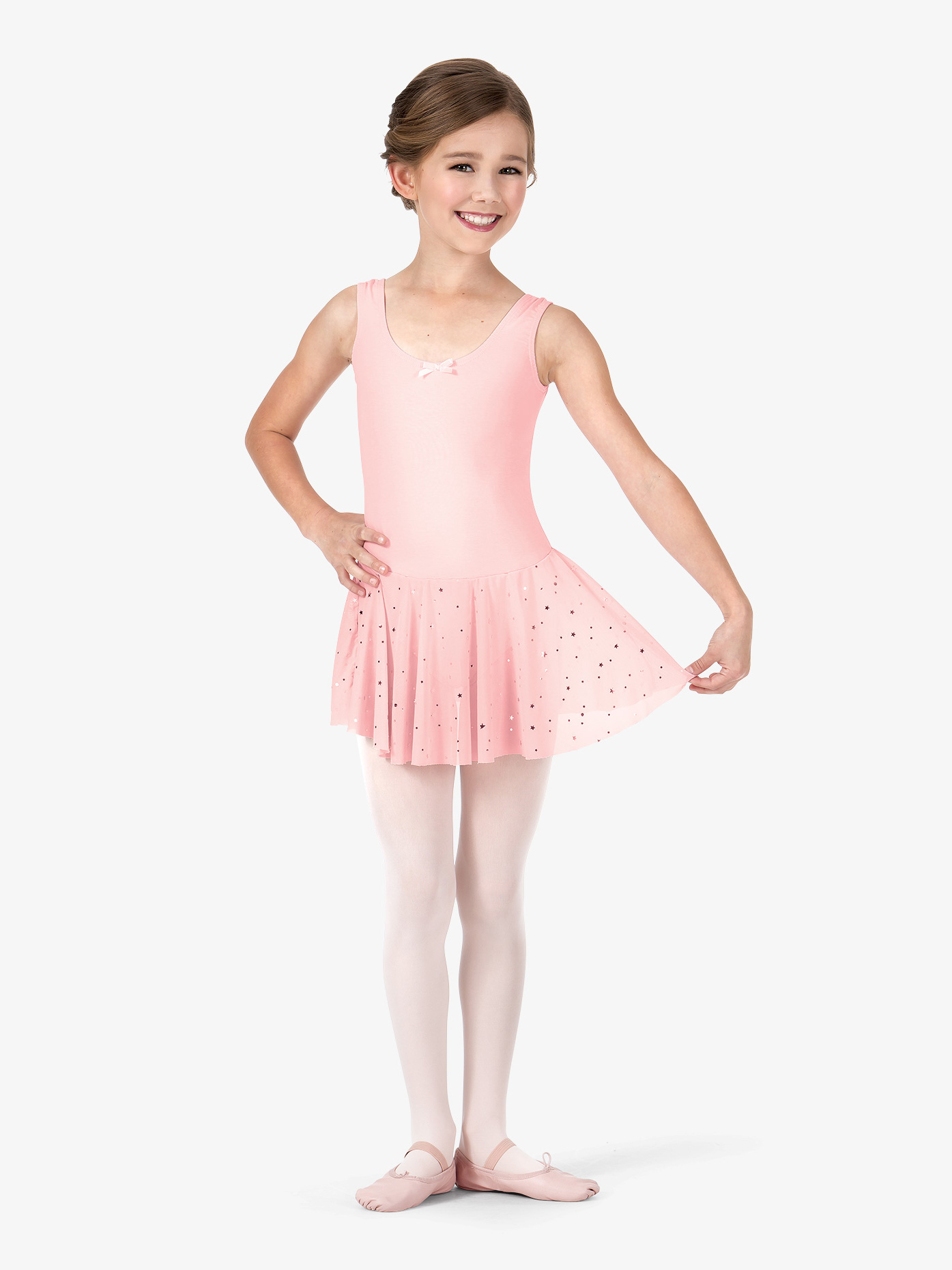 1bcd8d77e Star Mesh Dance Dress - Dresses