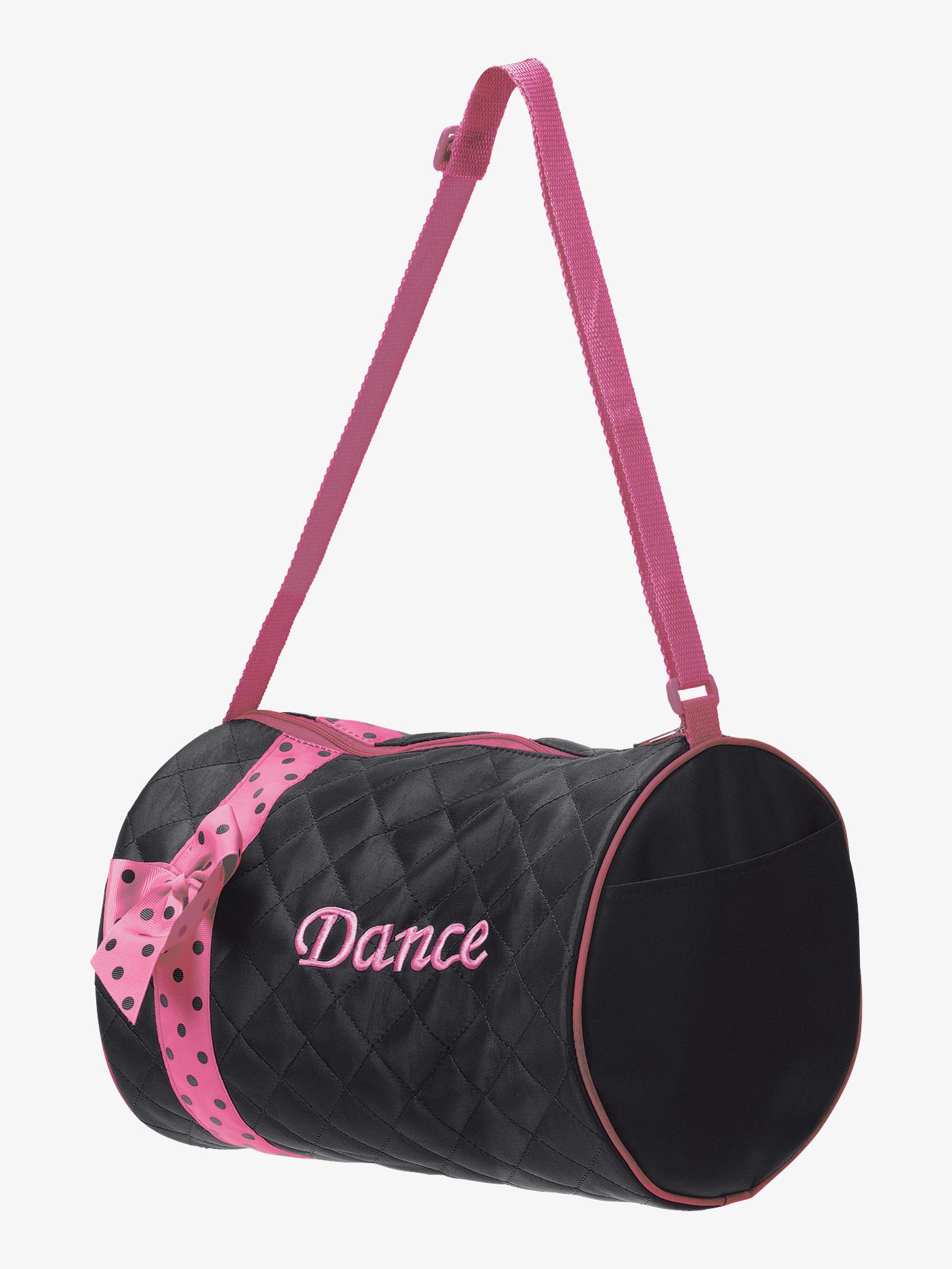 La Petite Ballerina Polka Dot Dance Duffle CBG28213