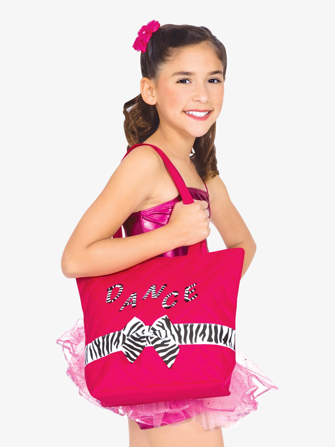 La Petite Ballerina Zebra Dance Tote CBG28240