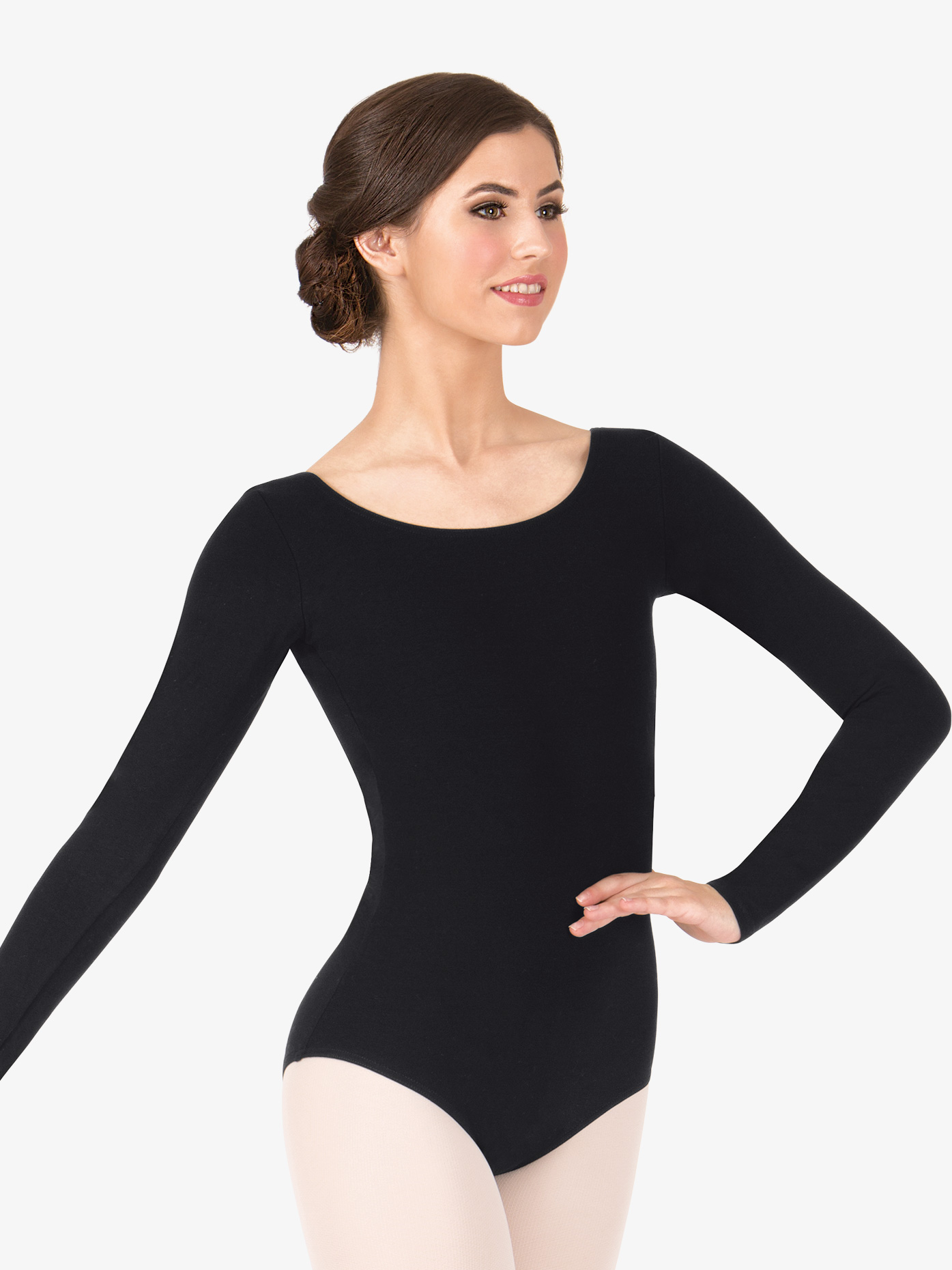 2401c3107daf Long Sleeve Leotard - Class Basics