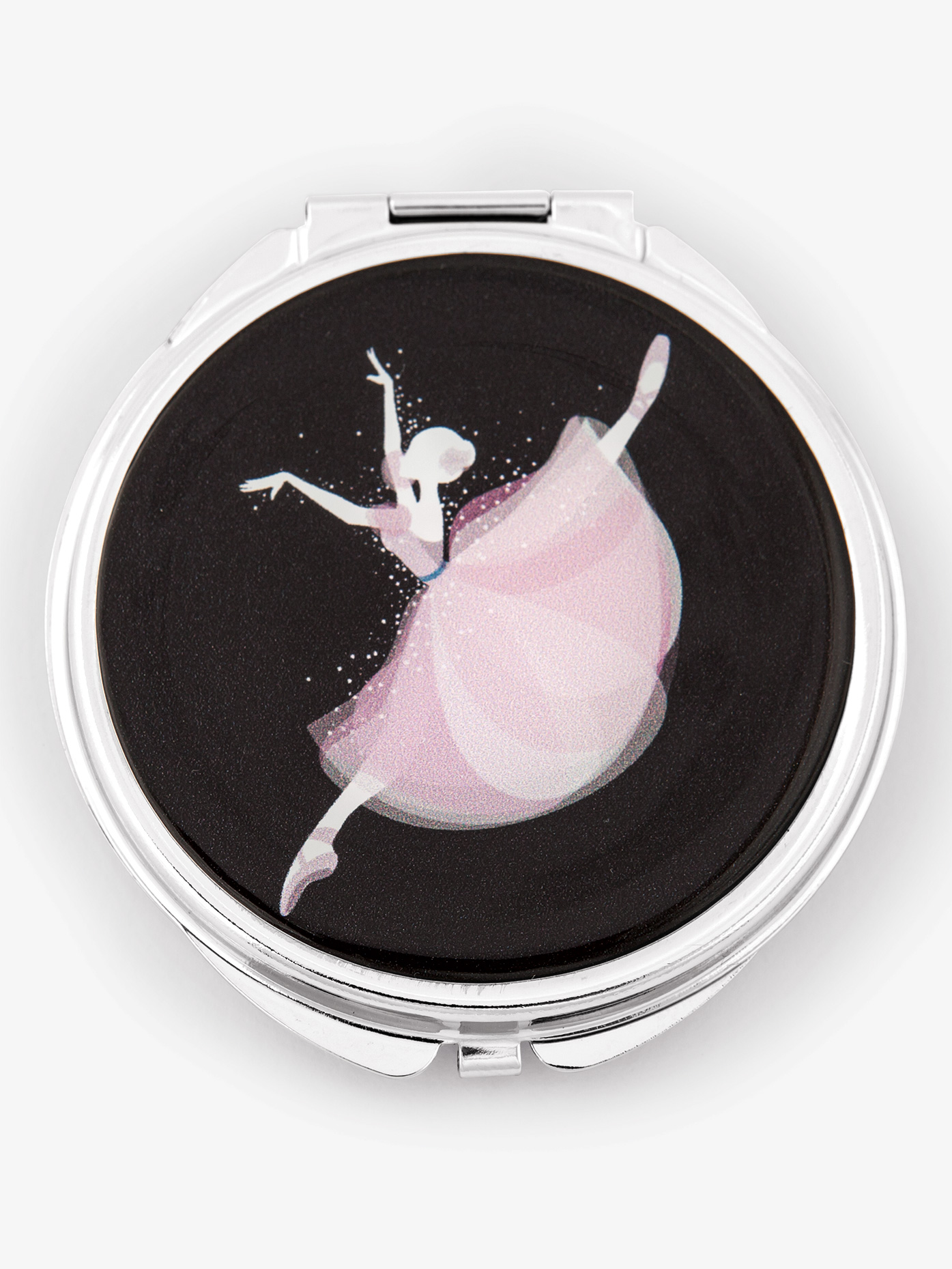 Perry Blackburne Jumping Ballerina Compact Mirror CCM14JB