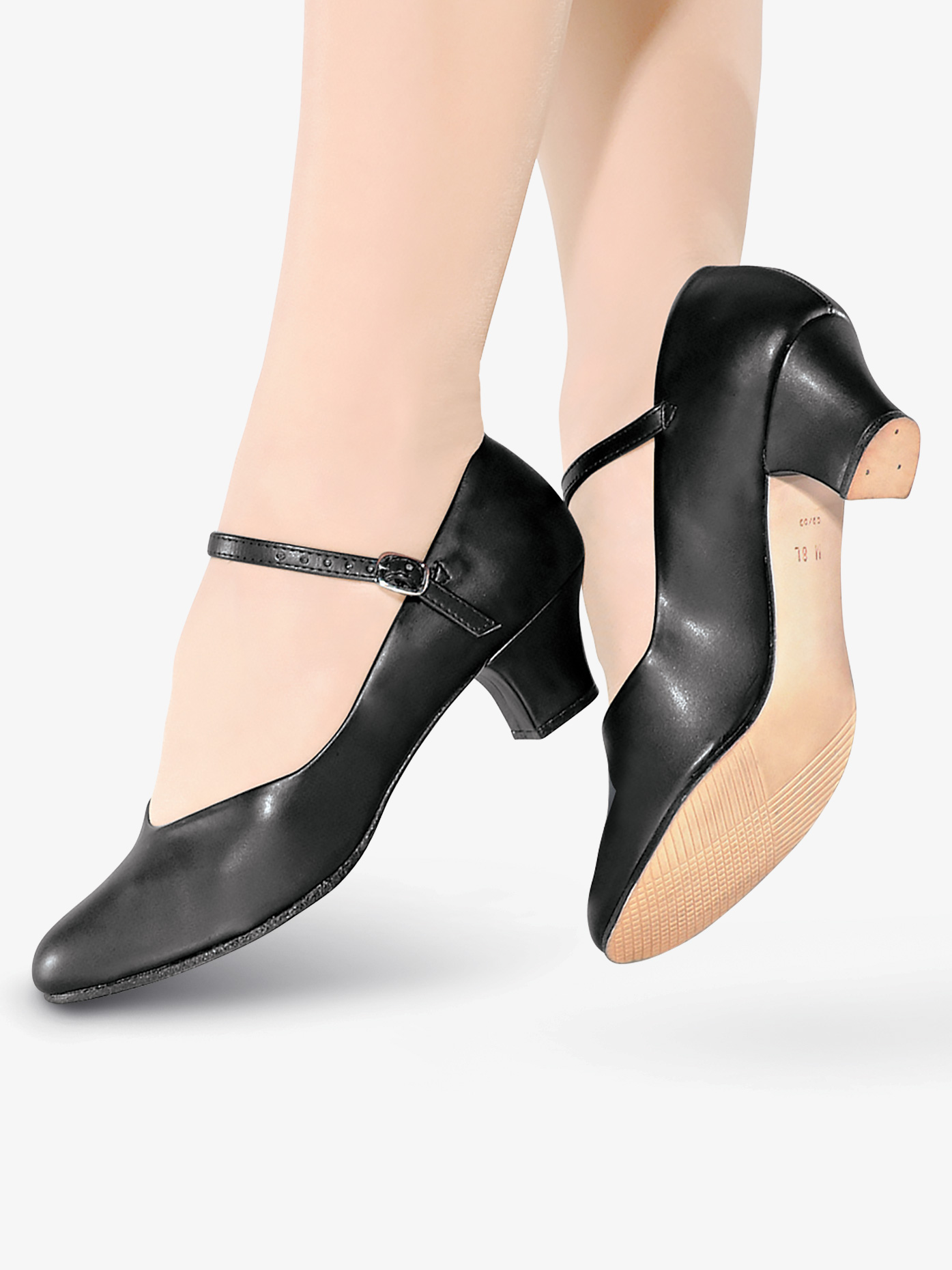 So Danca Adult 1.5 Character Shoes CH50
