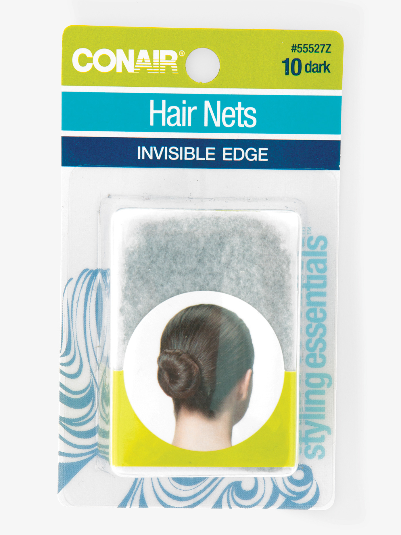 Conair Invisible Edge Hair Nets CJ5552