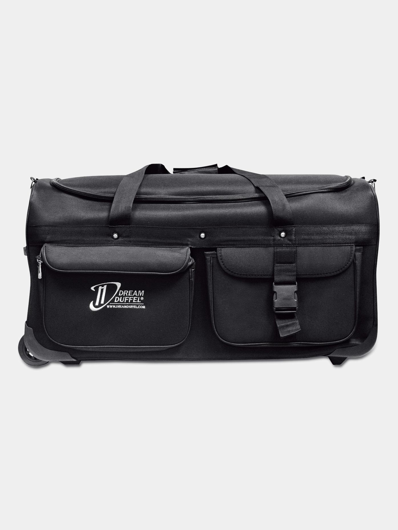 Dream Duffel Large Black Bag D1000
