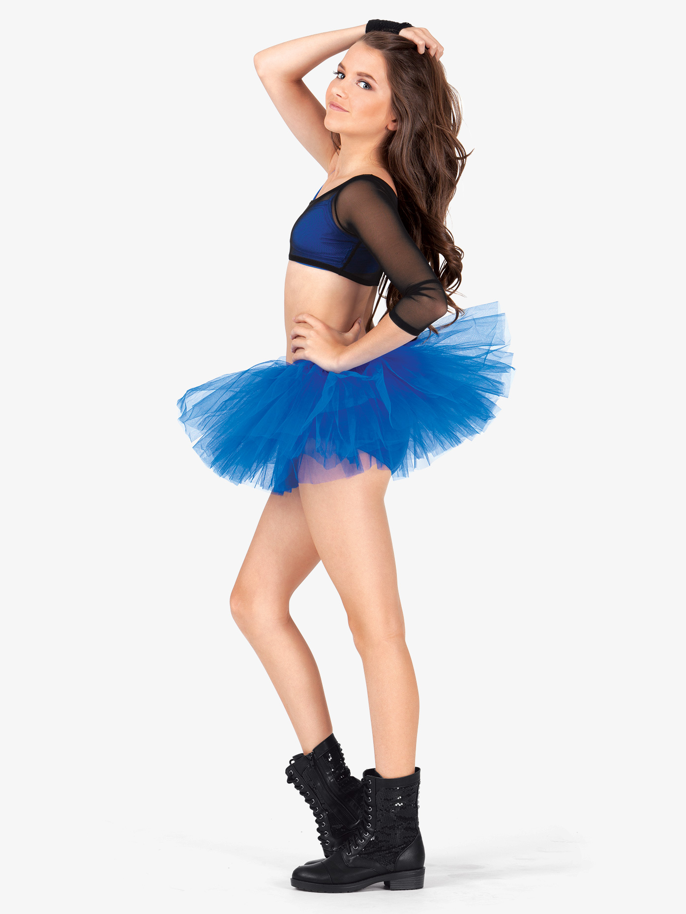 Sansha Child 4-Layer Tutu Skirt DF015
