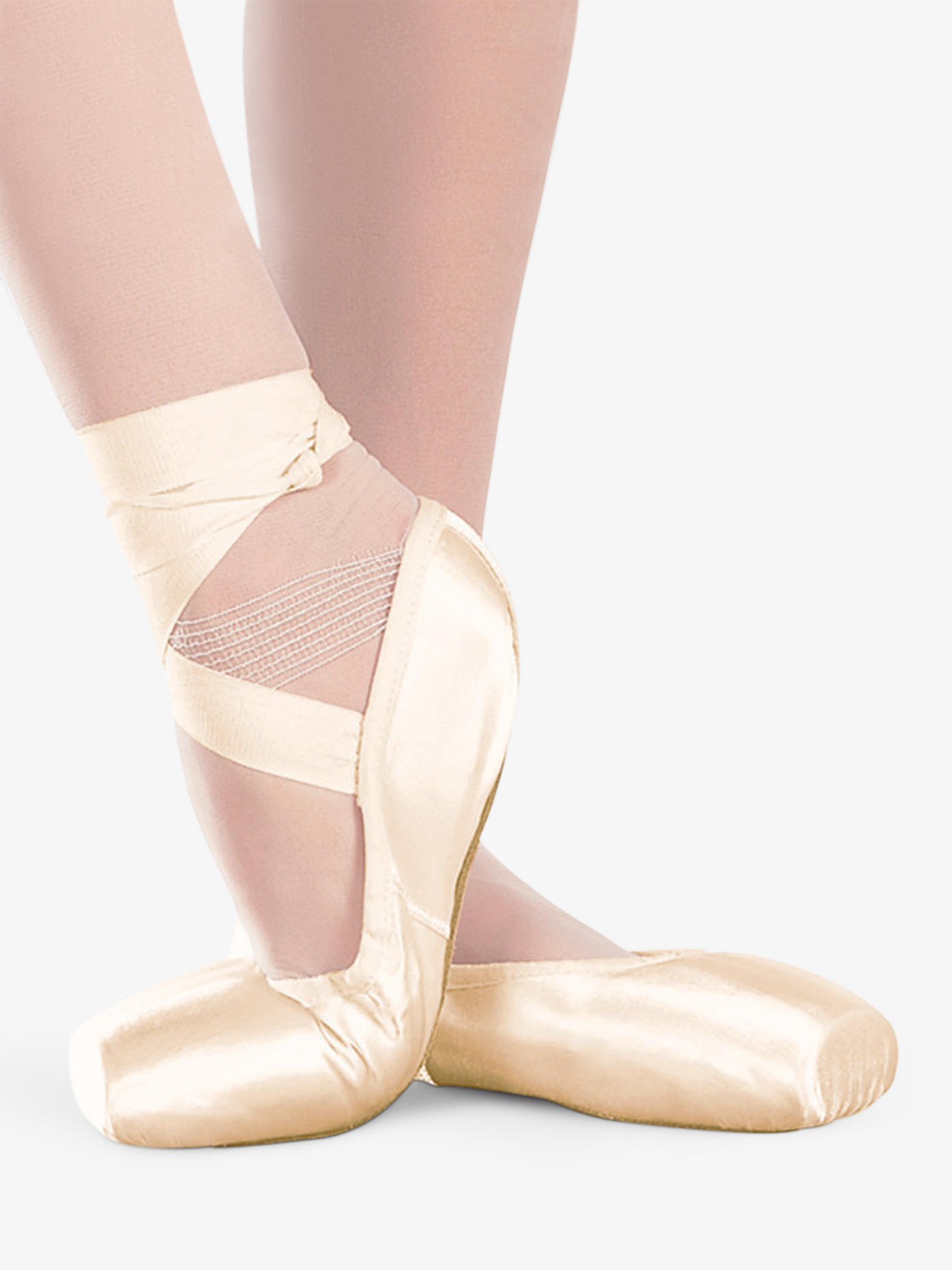 Sansha Adult American Soft-Toe Pointe Shoes DP808