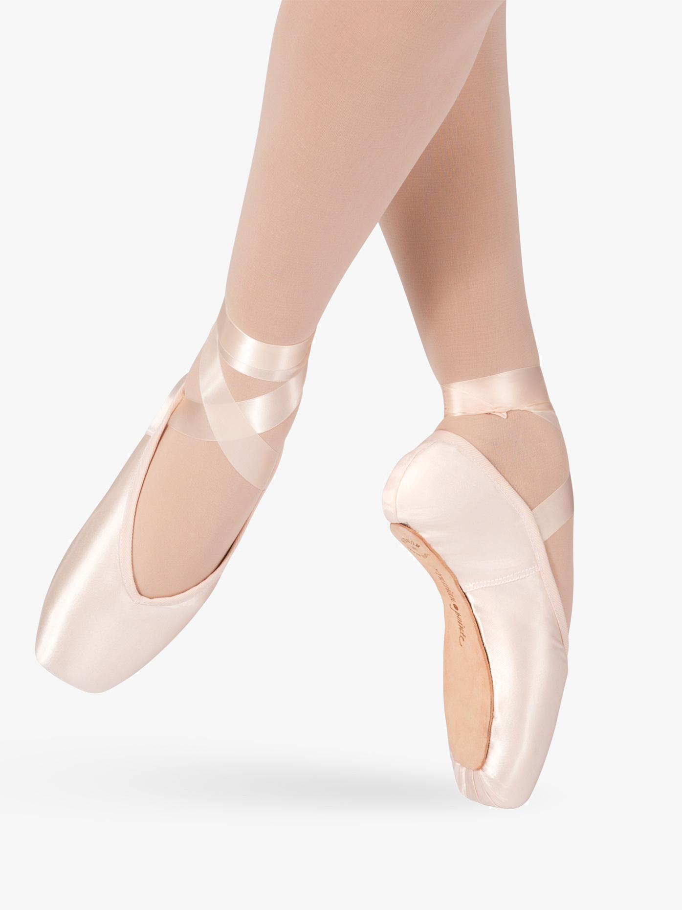 Russian Pointe Adult Entrada Pro Pointe Shoes EN