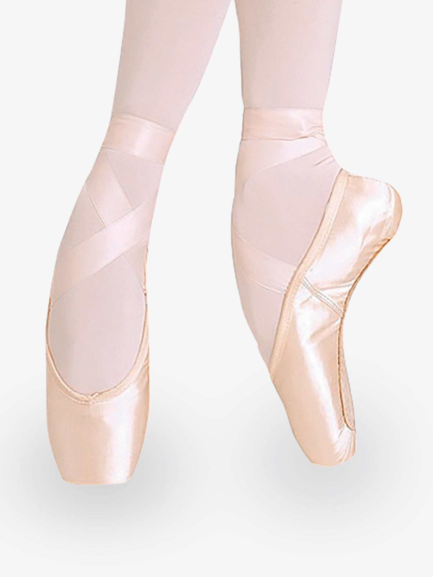 Bloch Adult Balance European Pointe Shoes Hard Shank ES0160S