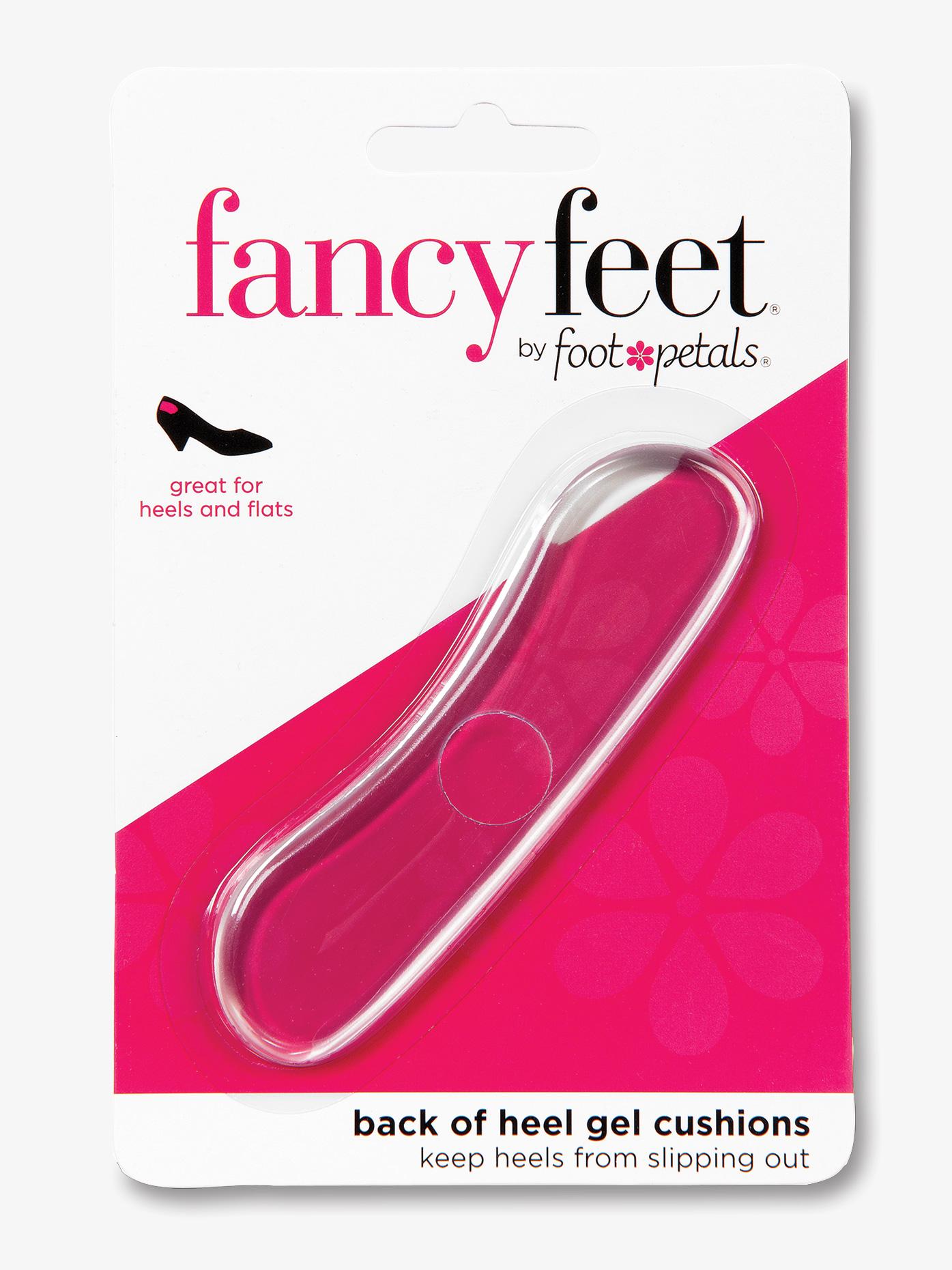 Fancy Feet Back of Heel Gel Cushions F72031
