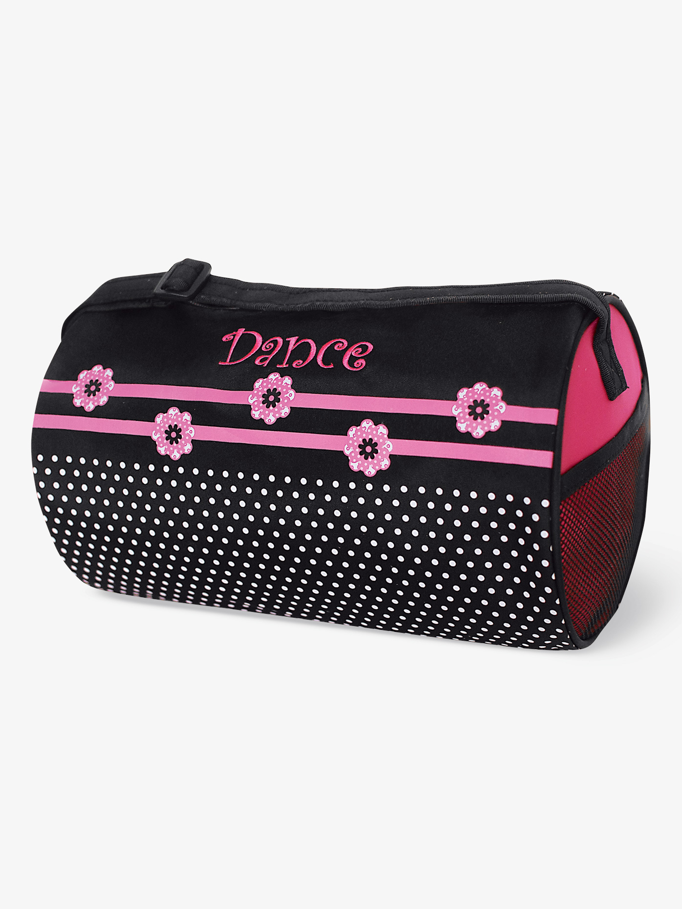 Sassi Flowers n Dots Dance Duffle Bag FDT02