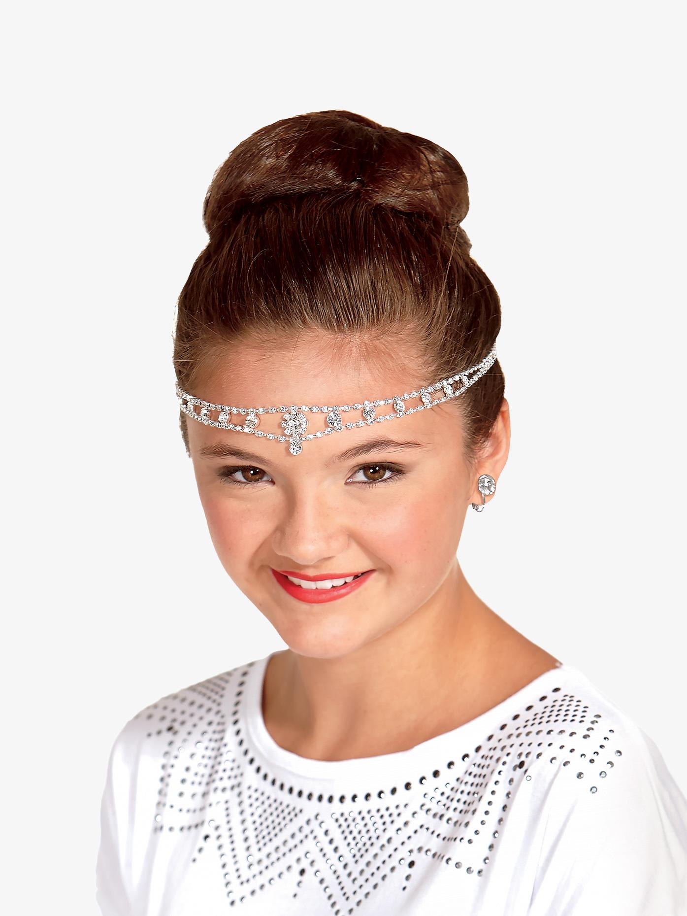 Go Girl Rhinestone Headband FHBT