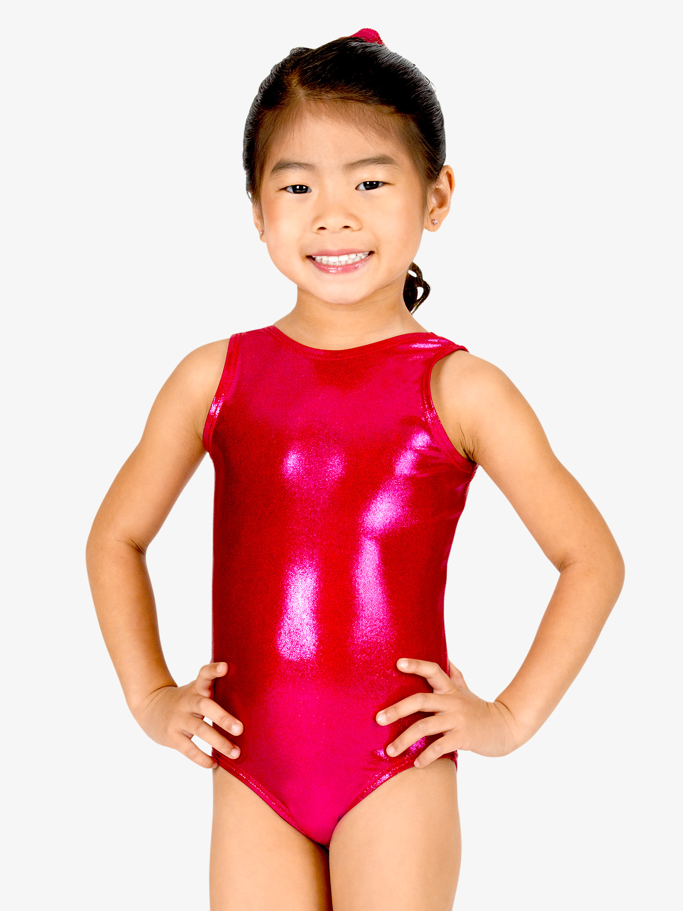 Perfect Balance Child Basic Tank Leotard G500C