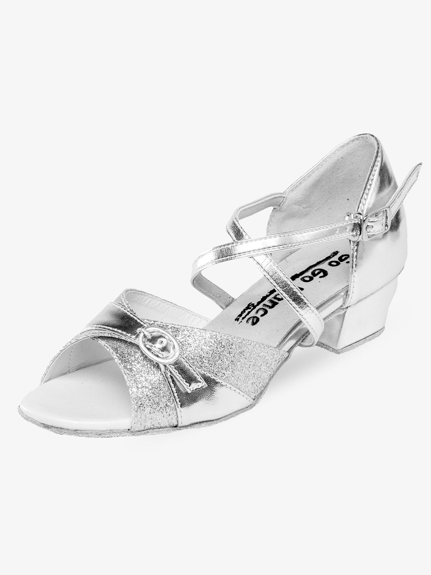 Go Go Girls Latin/Rhythm Ballroom Shoes GO306
