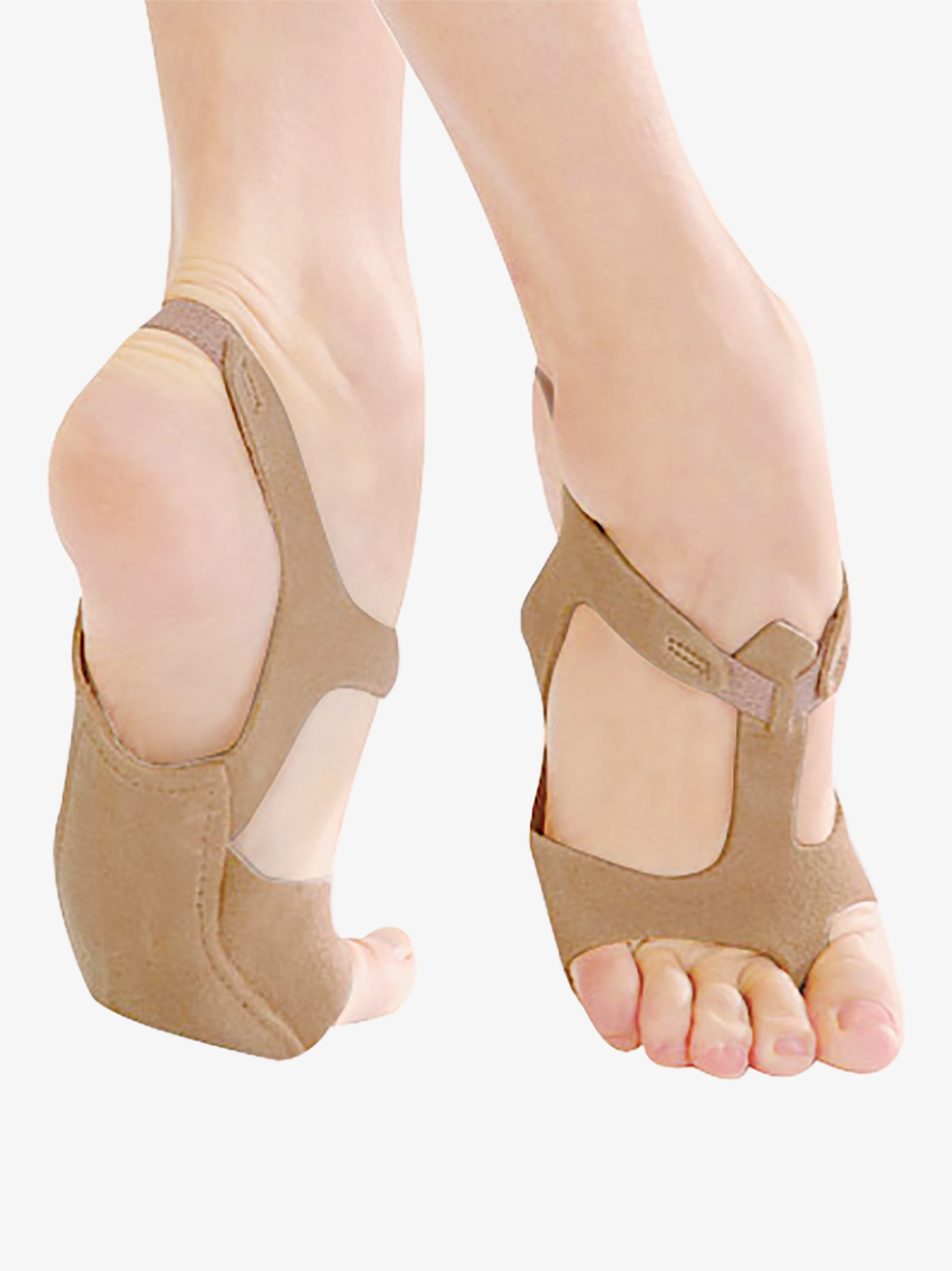Capezio Adult Half Sole Lyrical Sandal H03