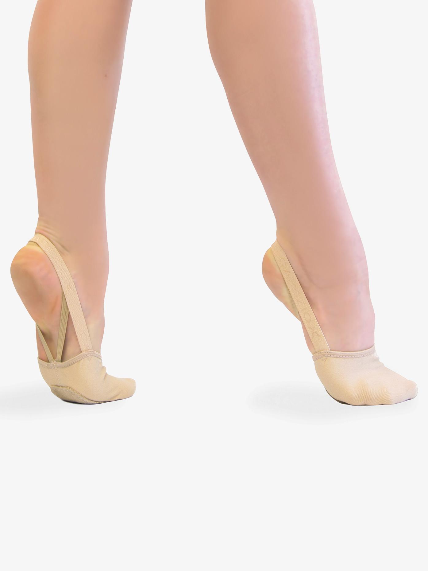 Capezio Womens Canvas Hanami Pirouette Shoes H064W
