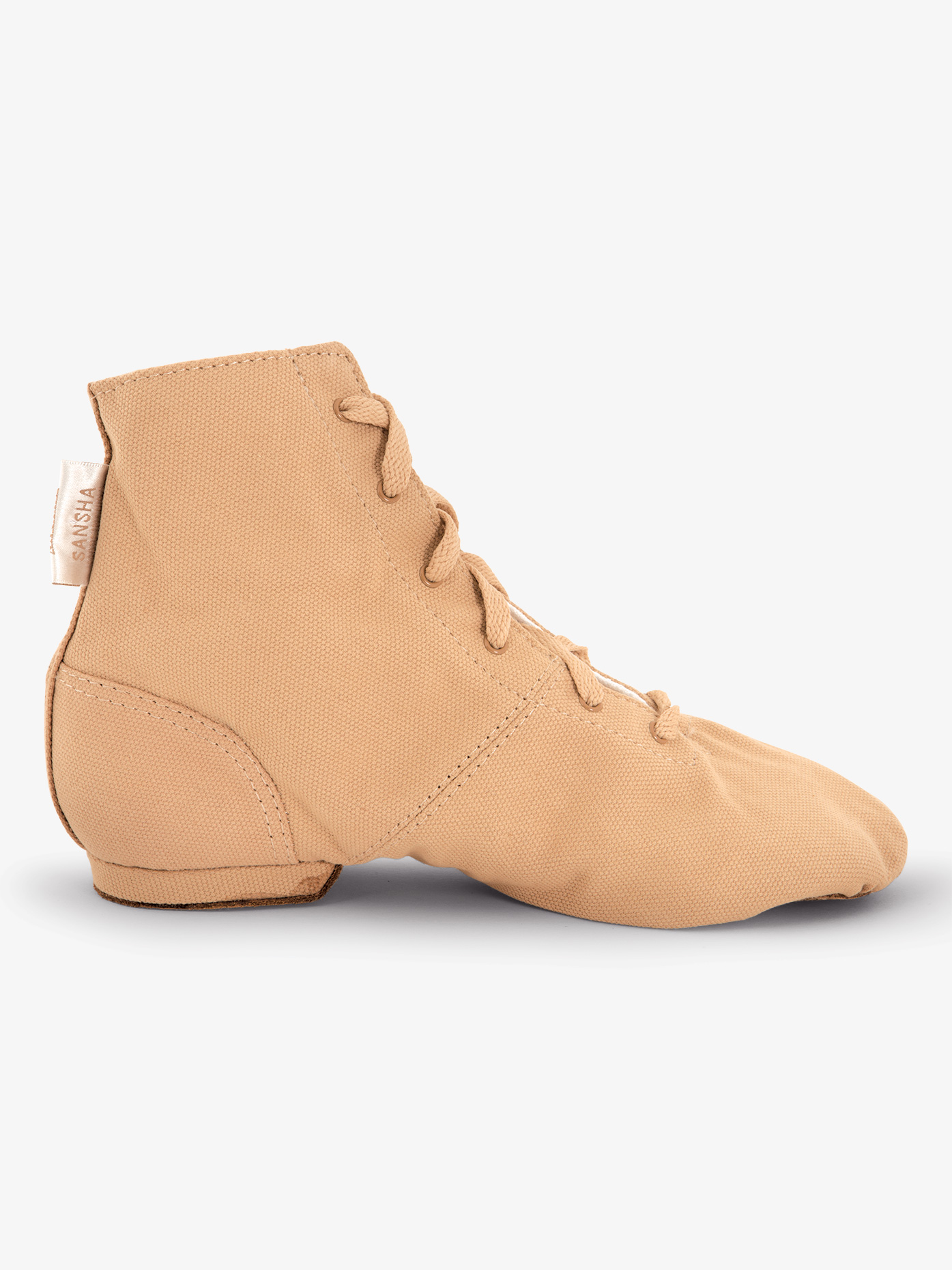 Sansha Adult Canvas Dance Boots JB3