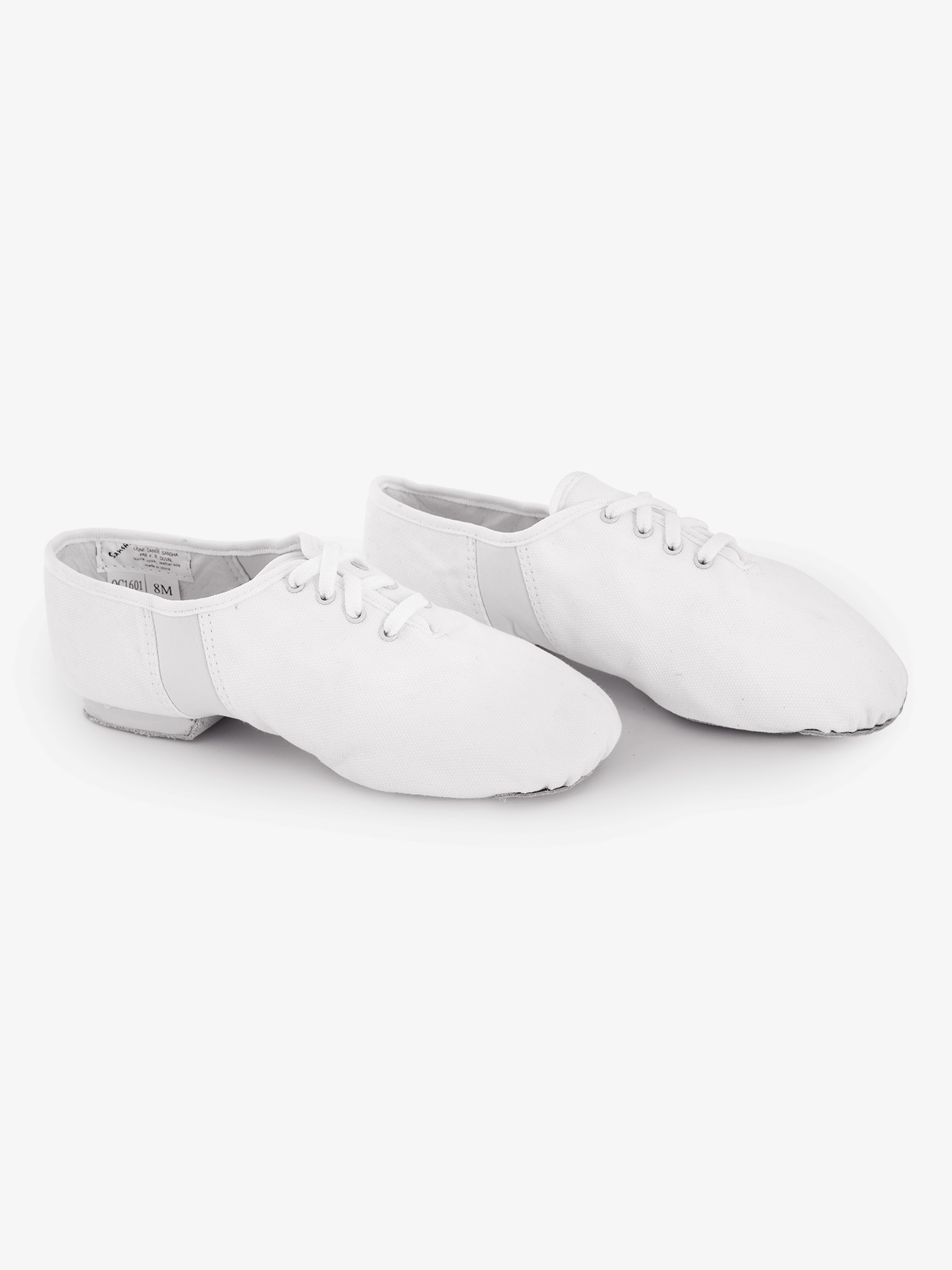 Sansha Adult Canvas/Neoprene Tivoli Jazz Shoes JS3