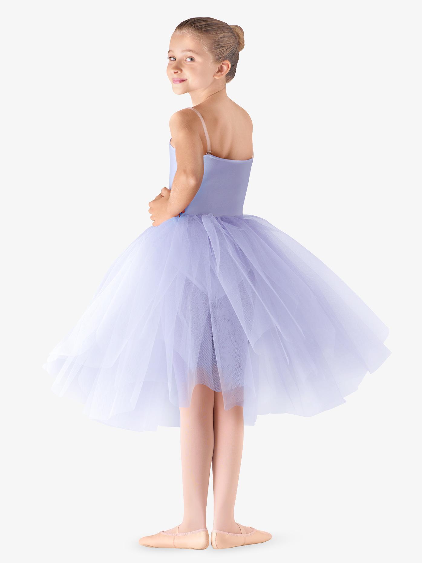Leo's Girls 20 Juliet Skirt Firm Tulle LD136CT