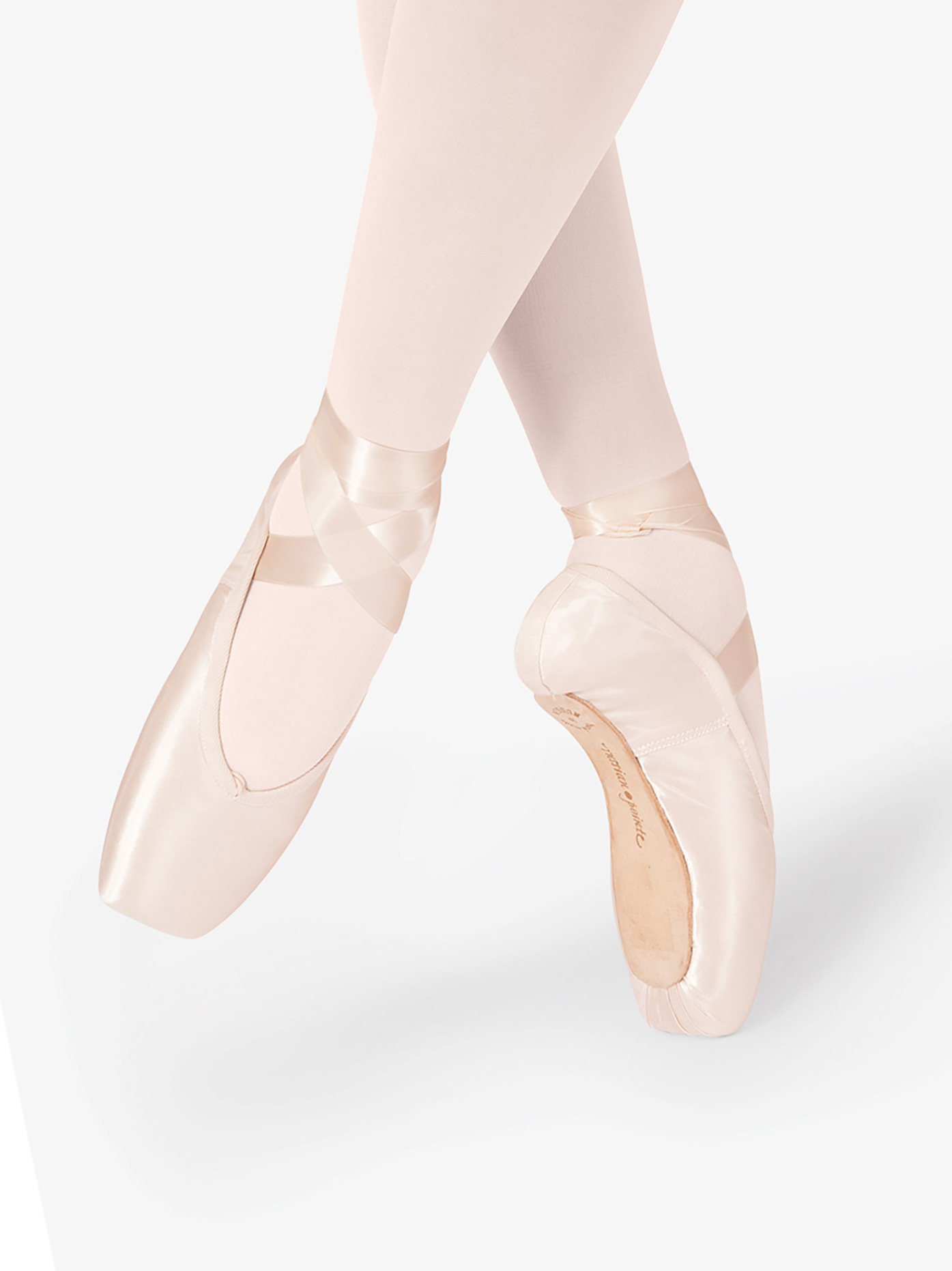 Russian Pointe Adult Lumina Pointe Shoes LD
