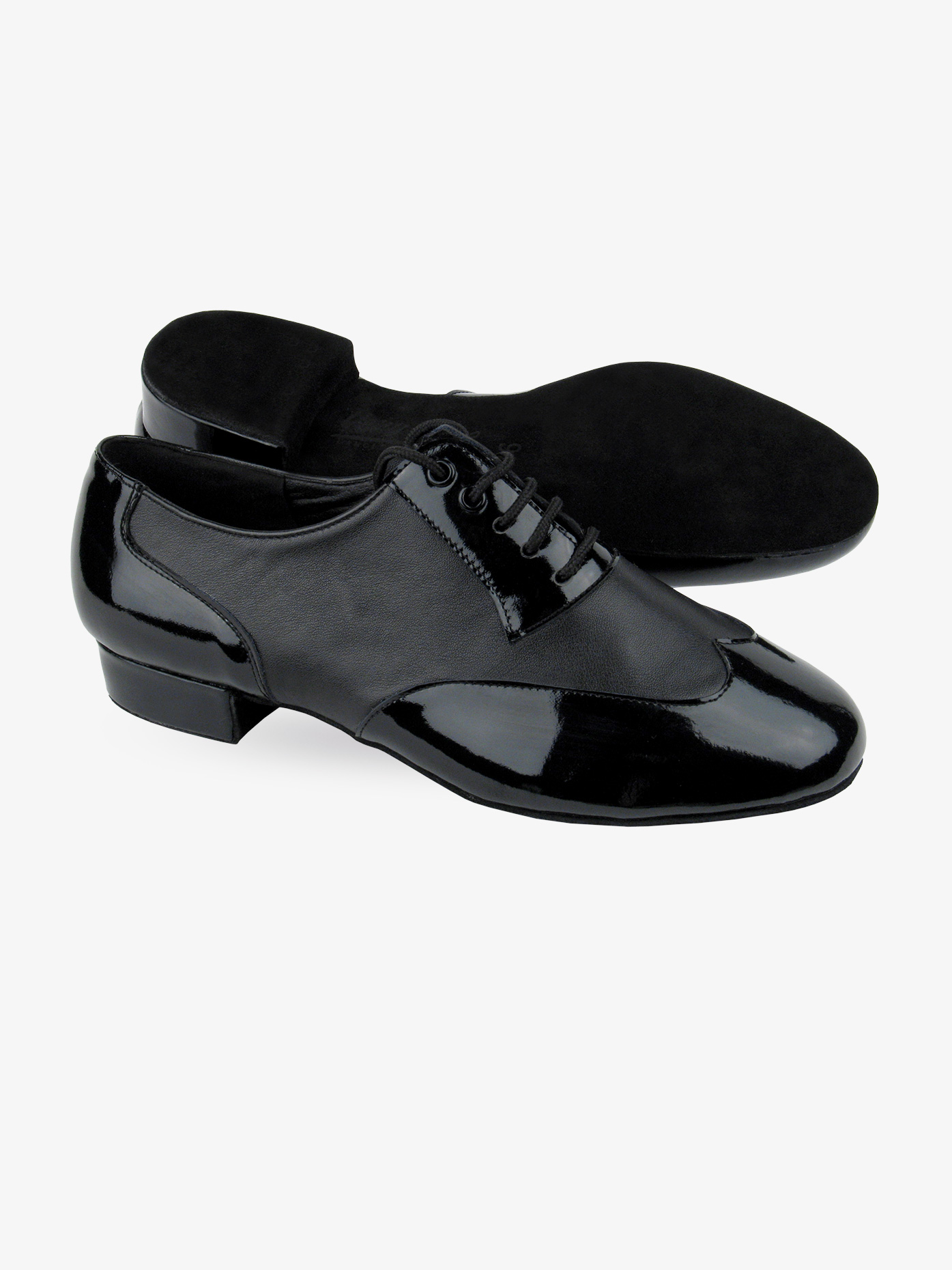 Very Fine Shoes Mens Standard-Classic Series Ballroom Shoes M100101
