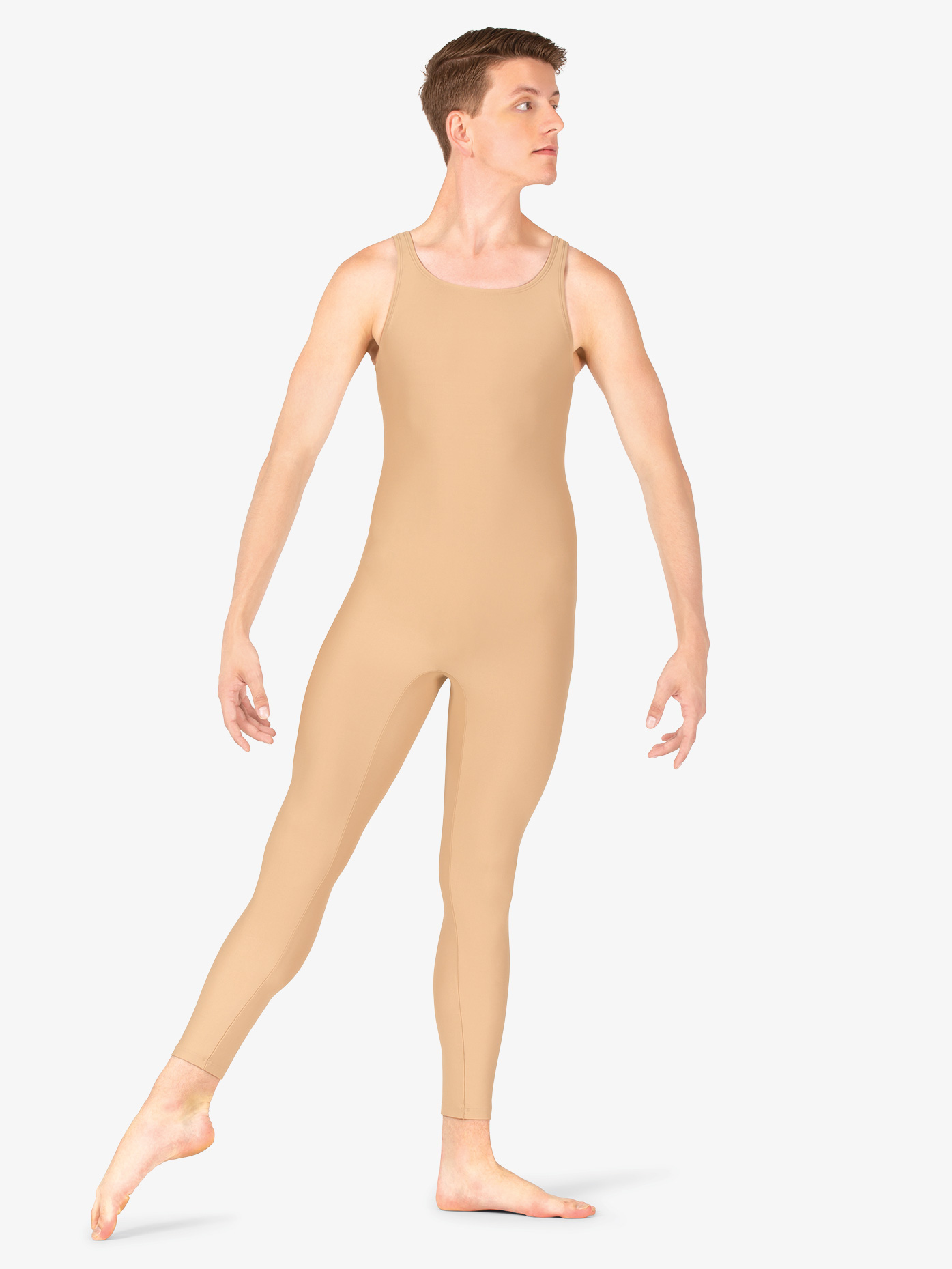 Body Wrappers Mens Footless Tank Unitard M206
