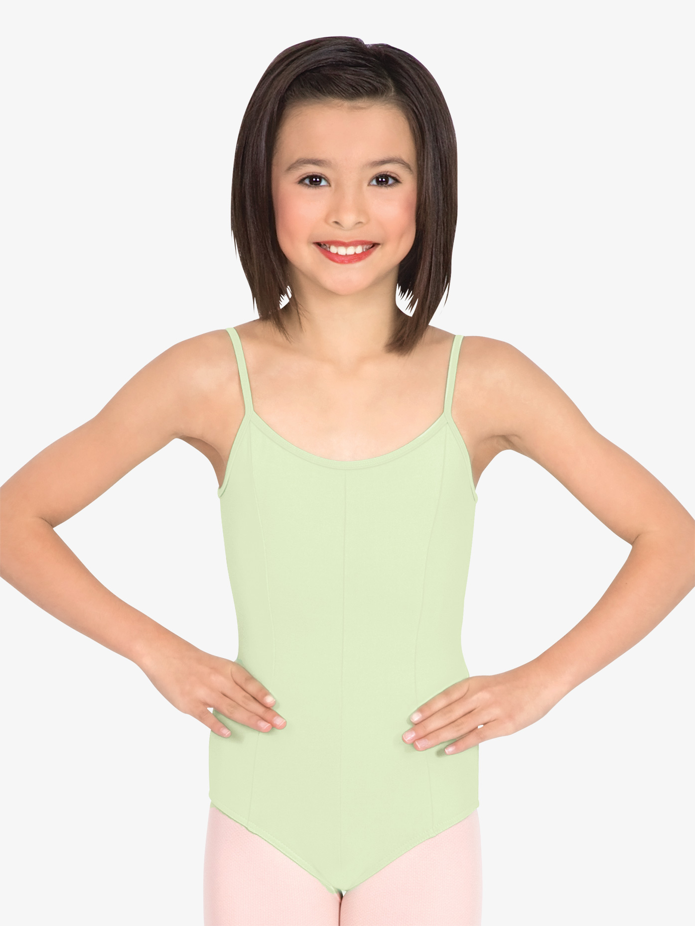 5a740a589aa79c Child Cotton Camisole Leotard - Style No M207C. Loading zoom