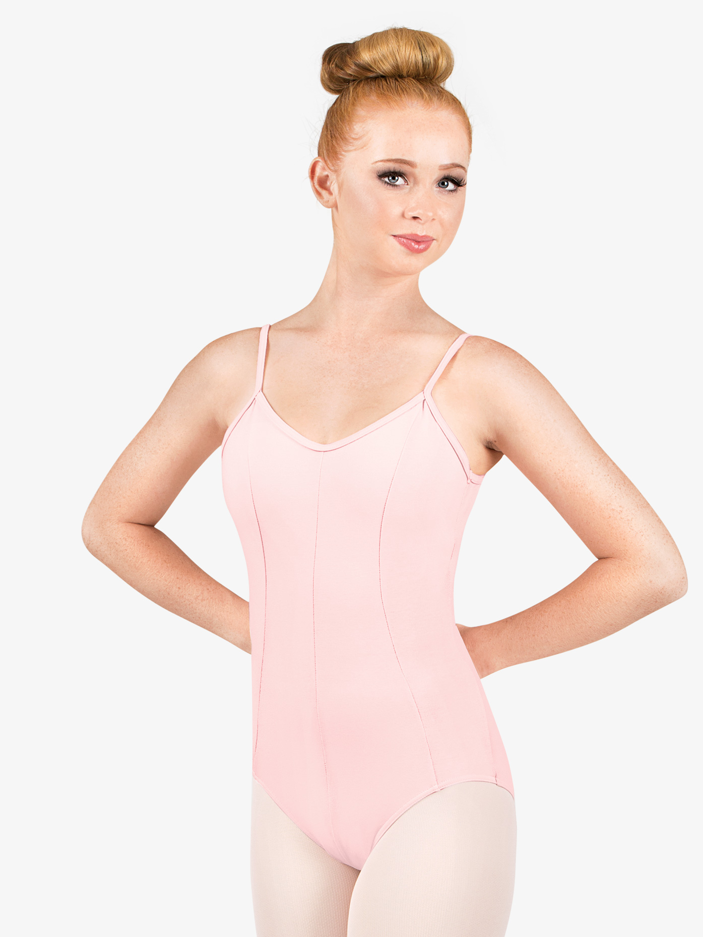 184523e4a Cotton Camisole Leotard - Camisoles