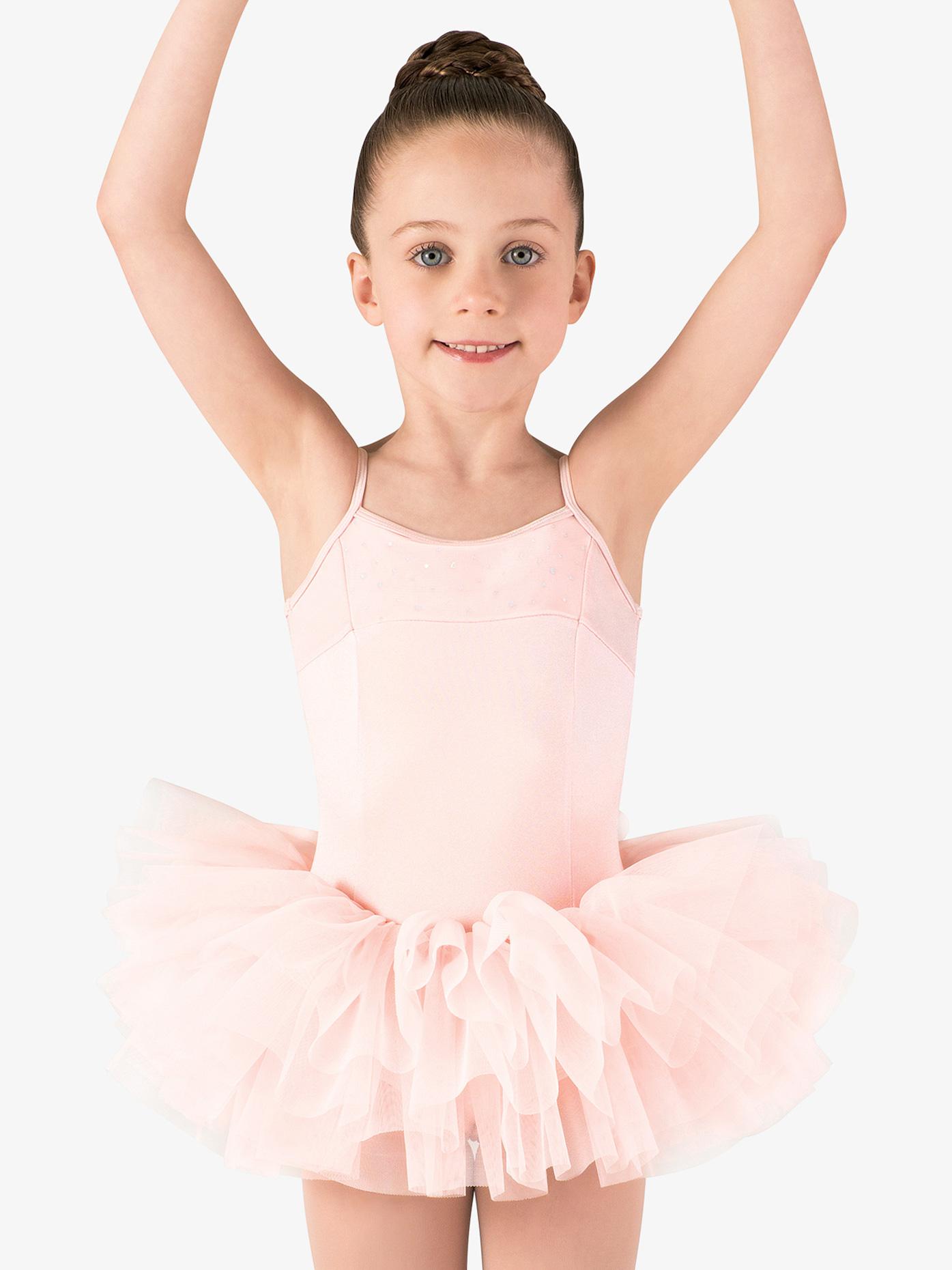 Mirella Girls Camisole Tutu Dress M222C