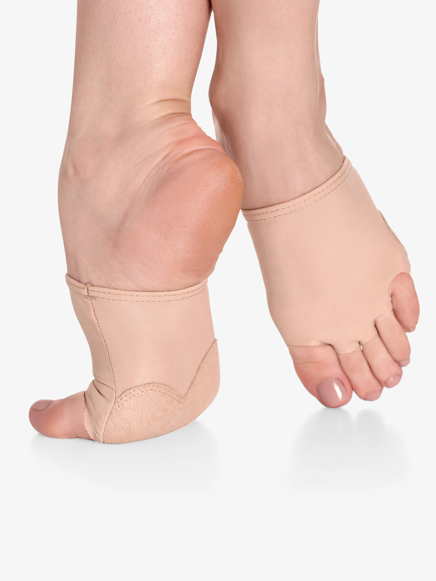 So Danca Adult Metatarsal Protector Lyrical Half Sole MD18
