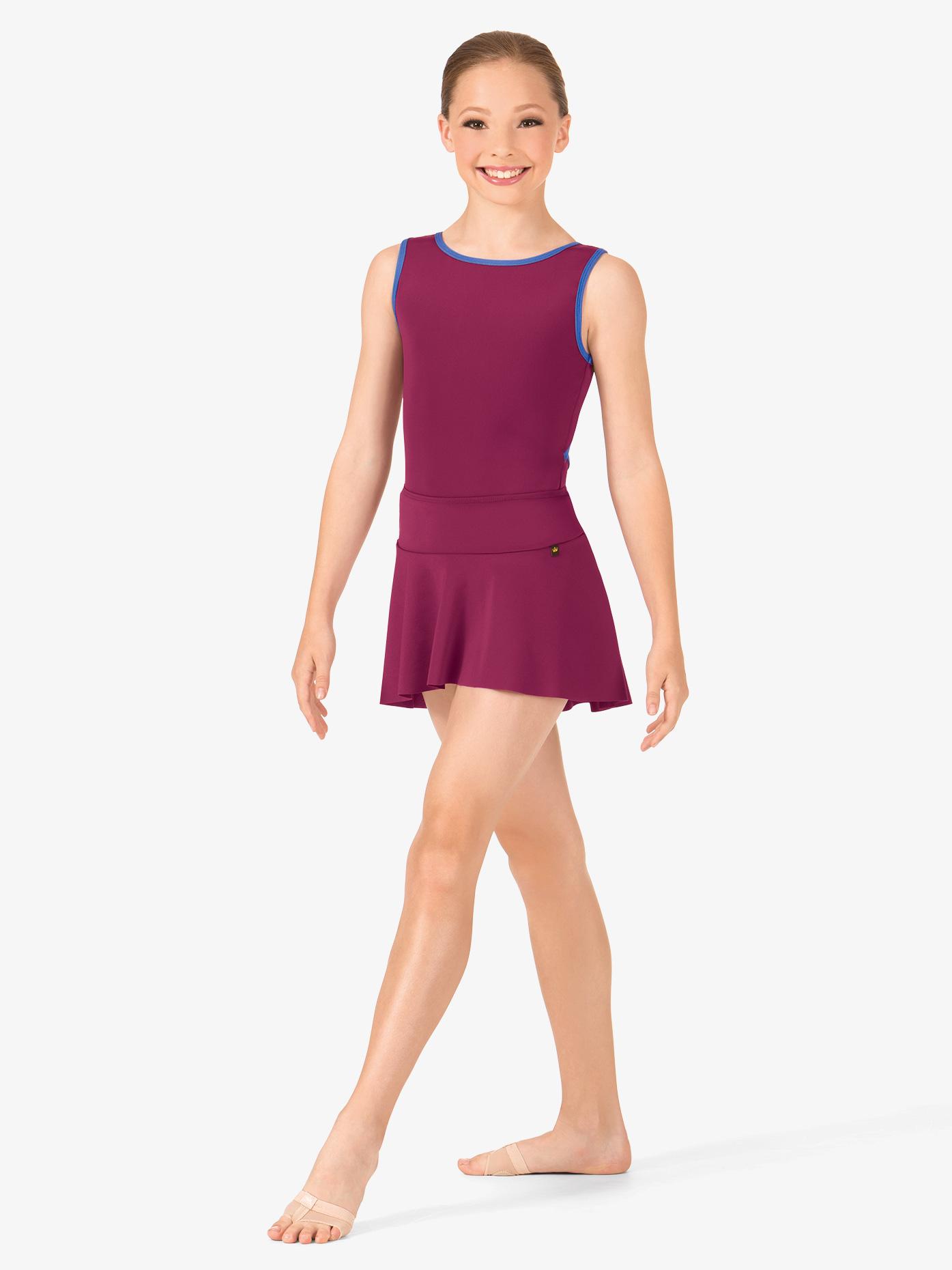 Mariia Child Polina Pull-On Skirt ME520C