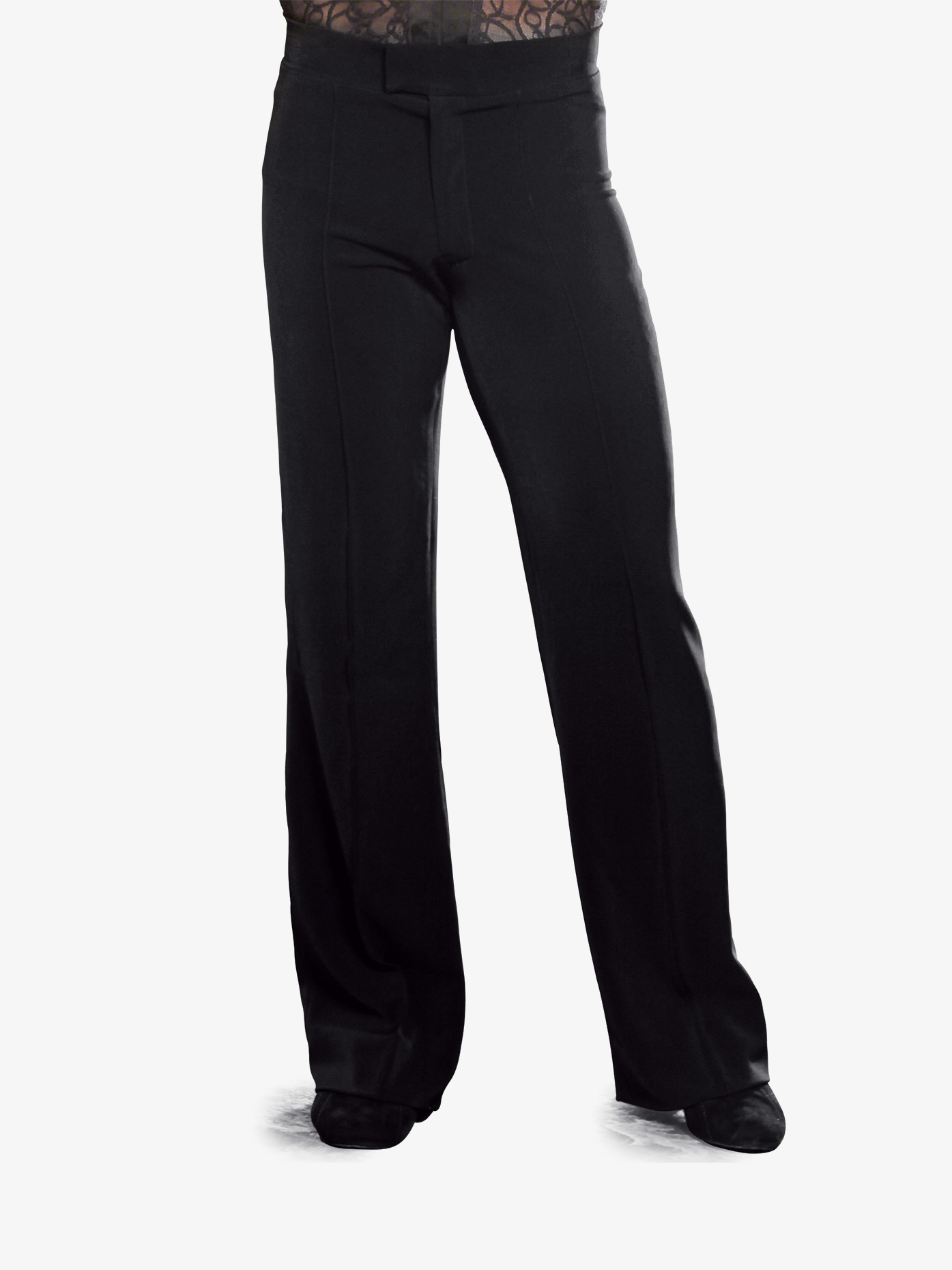 Dance America Mens Long Latin Pants MP1