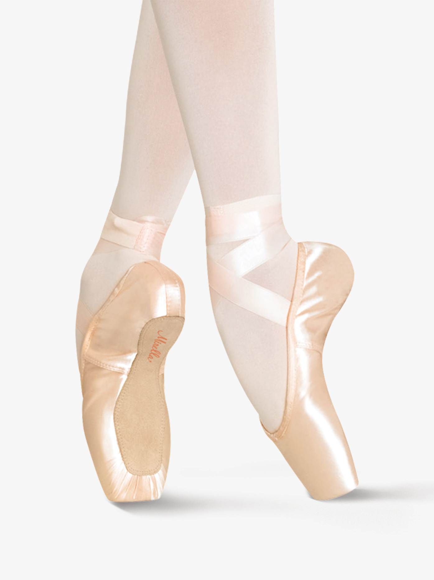 Mirella Adult Advanced Pointe Shoes MS101A