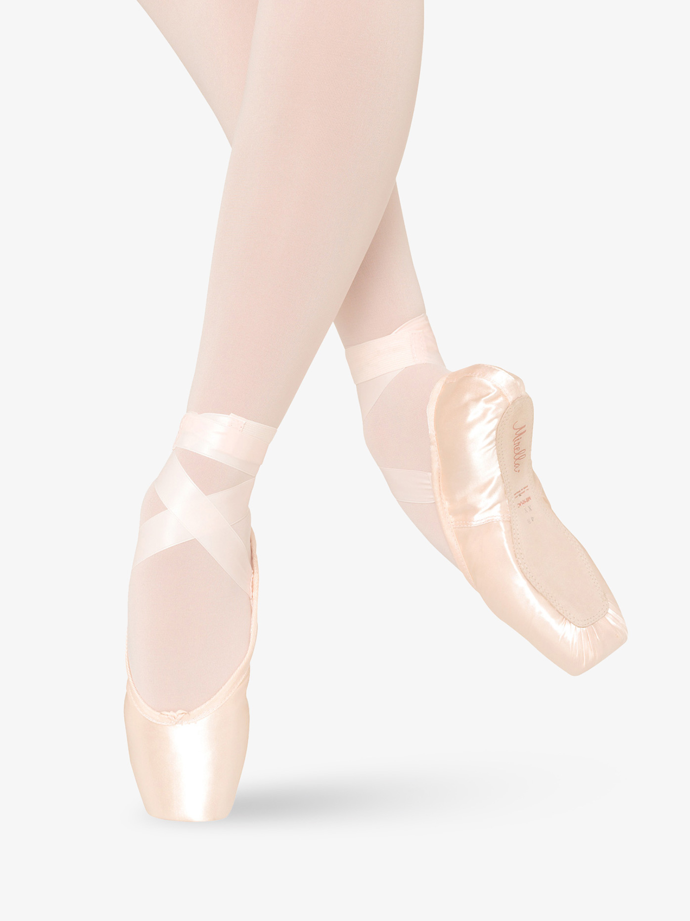 Mirella Adult Academie Pointe Shoes MS101AC