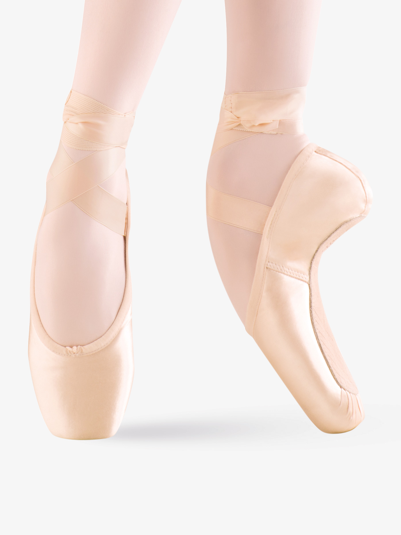 Mirella Adult Whisper Satin Pointe Shoes MS140
