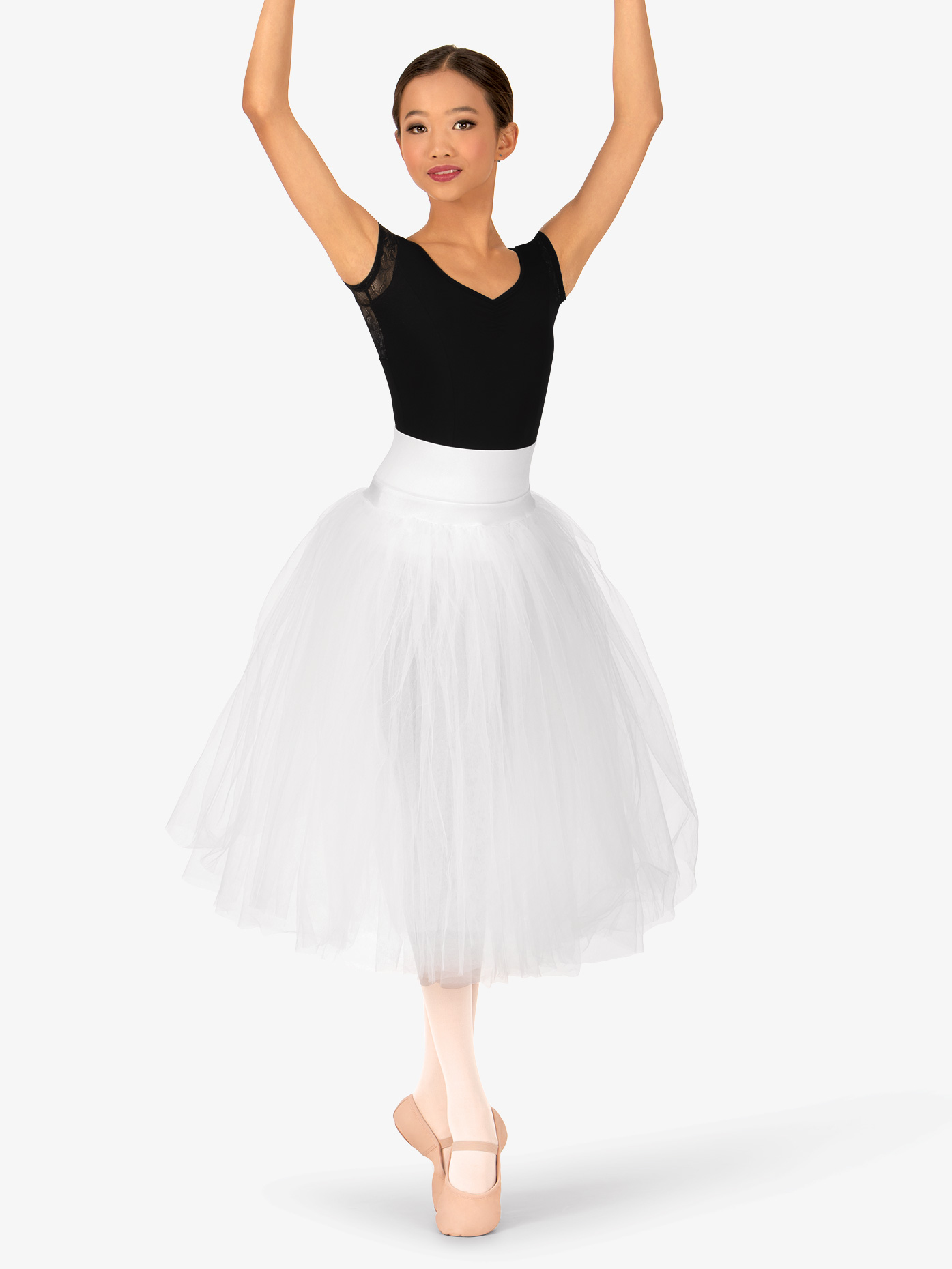 Natalie Child Secure High Waist Juliet Tutu N8894C