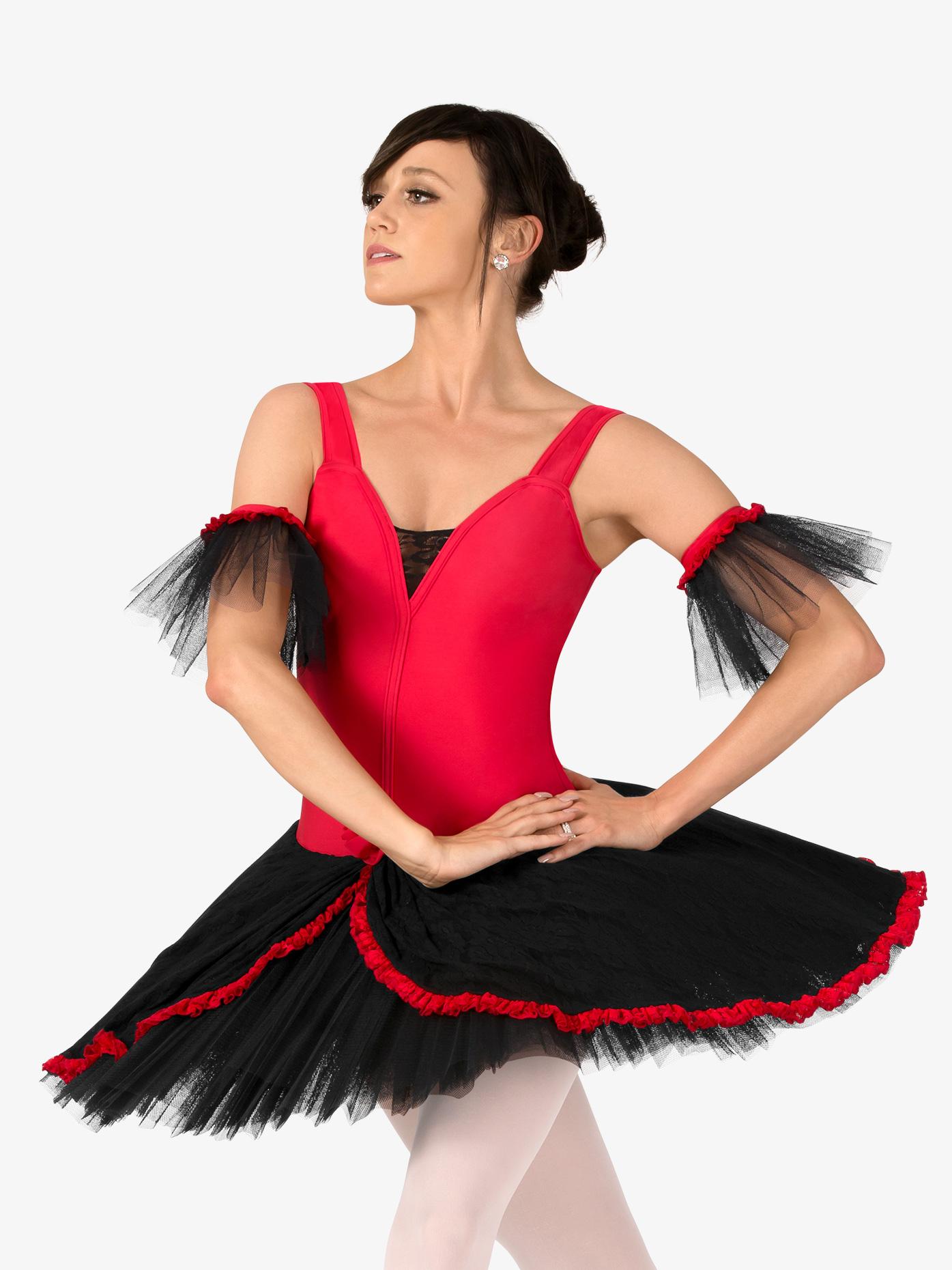 f4ba70c8fea9 Spanish Style Professional Tutu Dress Set