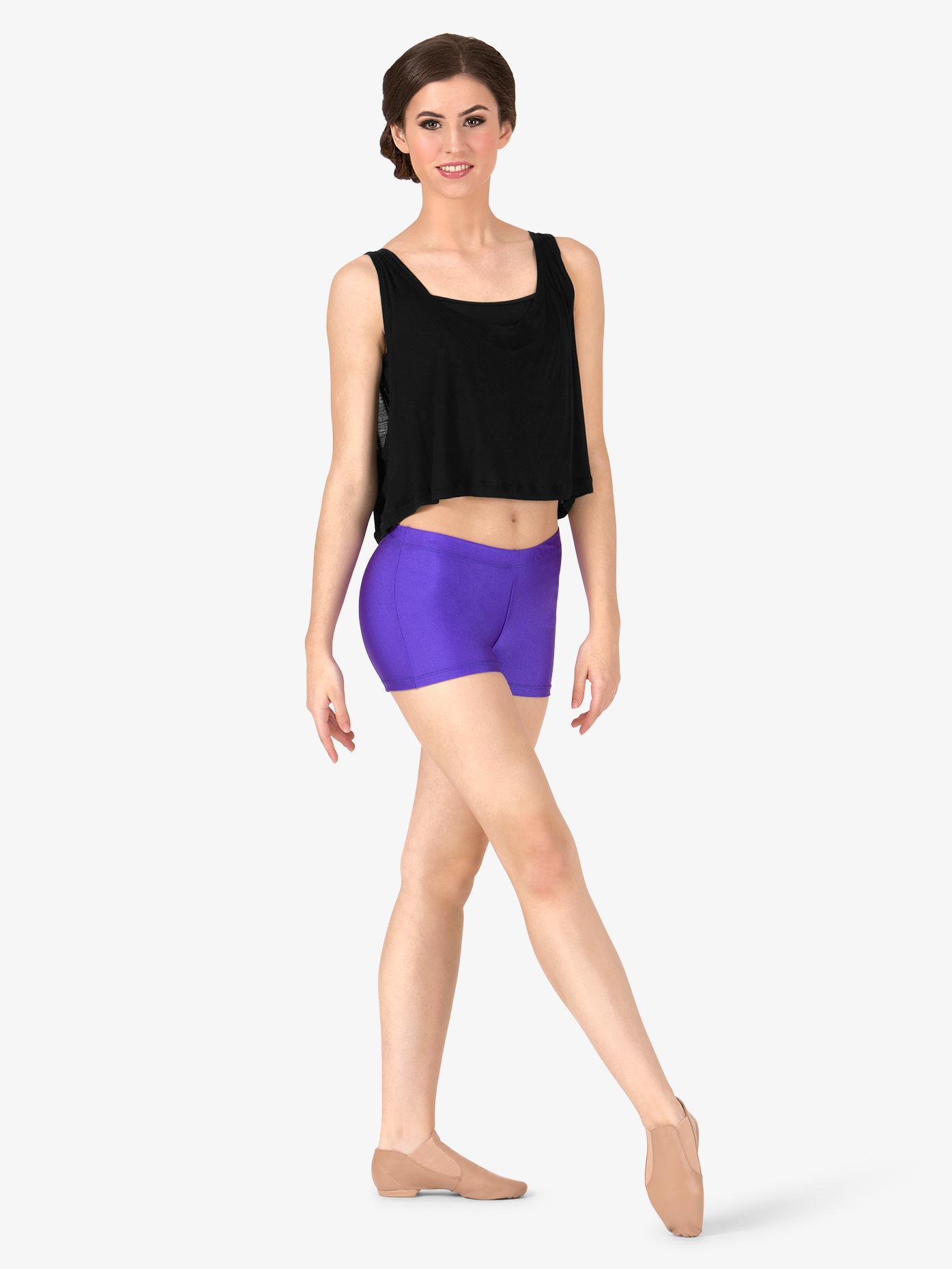 BalTogs Adult 2.5 Inseam Dance Shorts NL5015