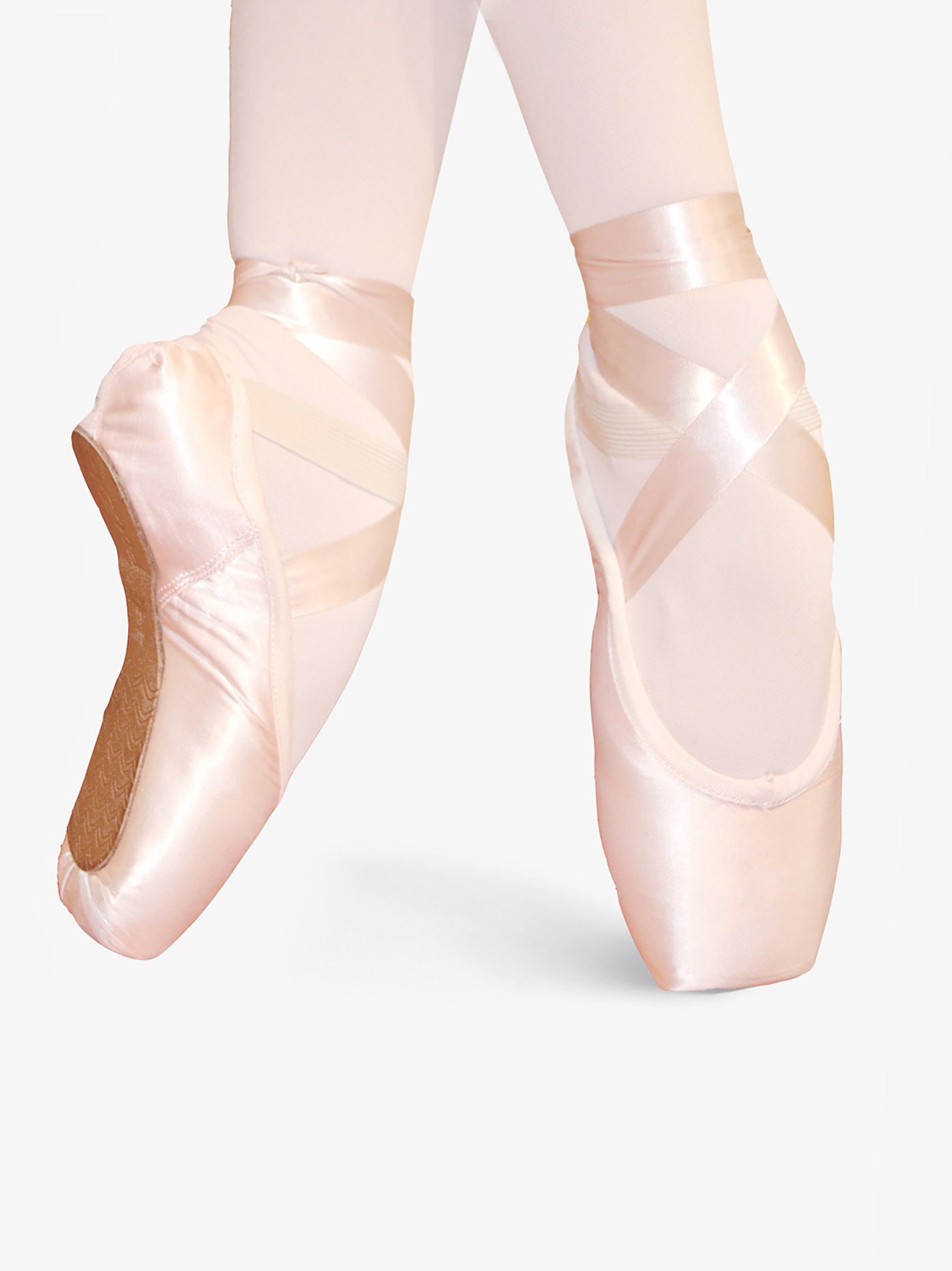 Fuzi Adult Pre-Arched Pointe Shoes PA107