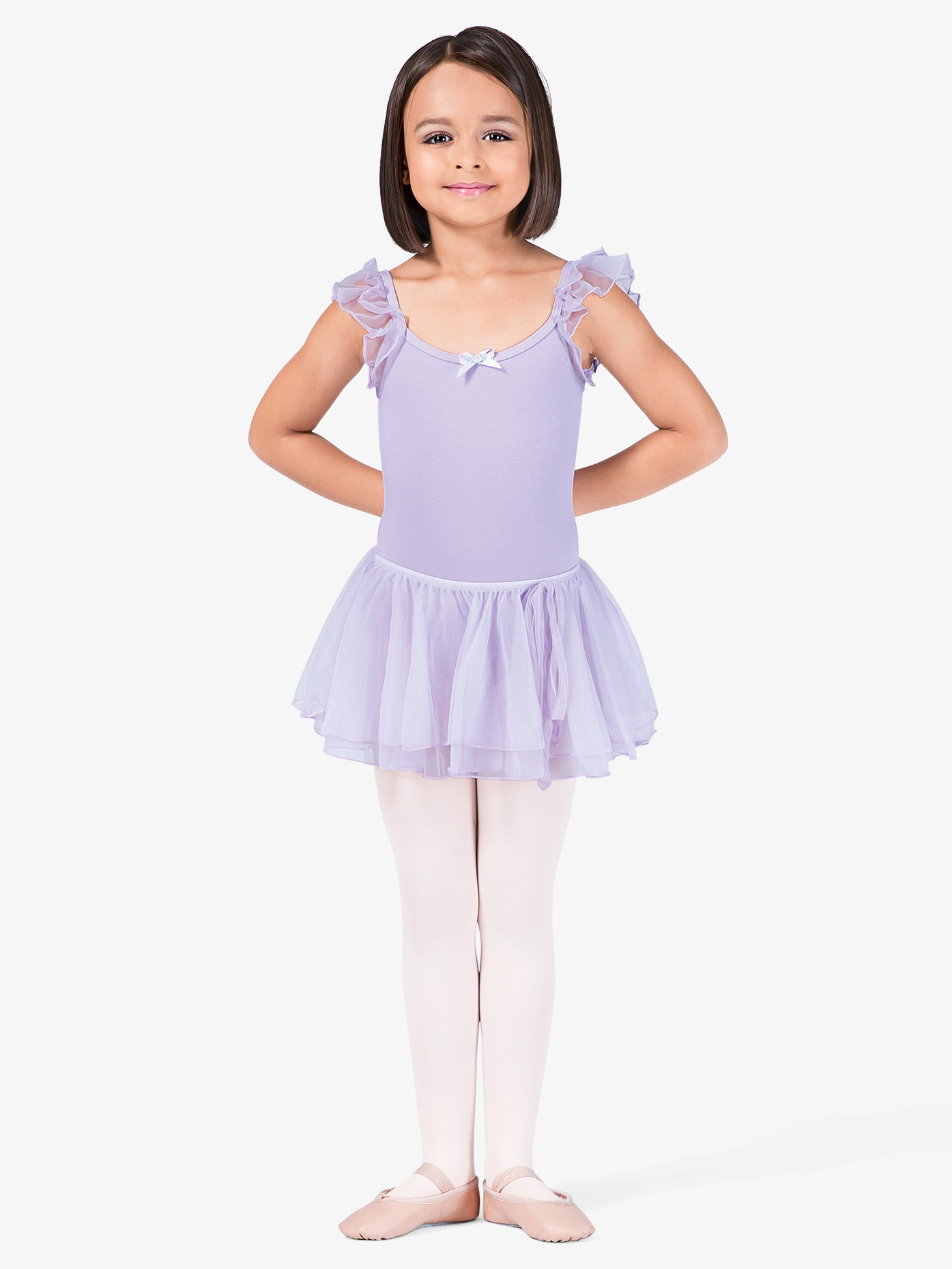 Natalie Child Chiffon Skirt PB502C