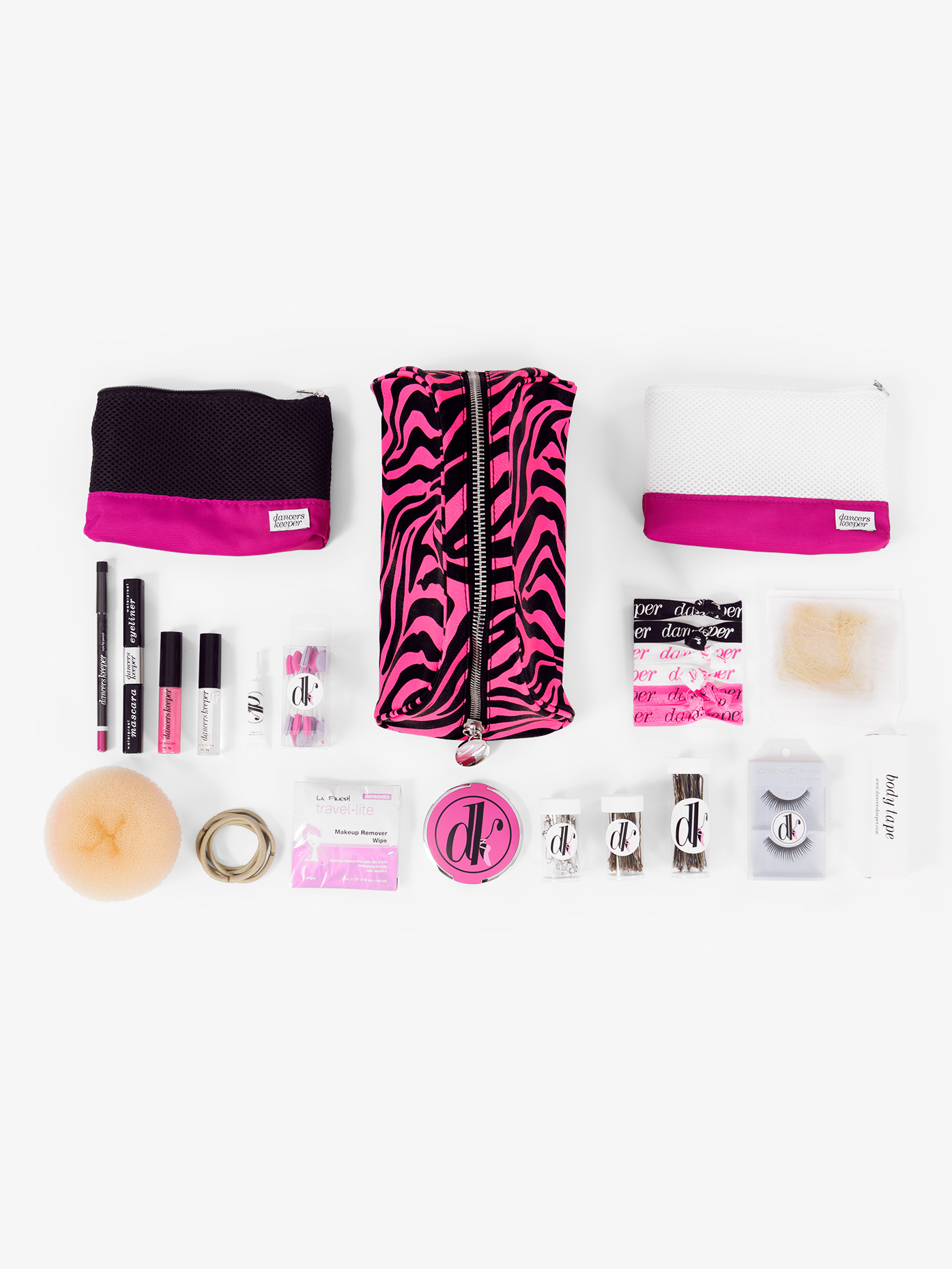 Dancers Keeper Zebra Accessory Kit PBZFS