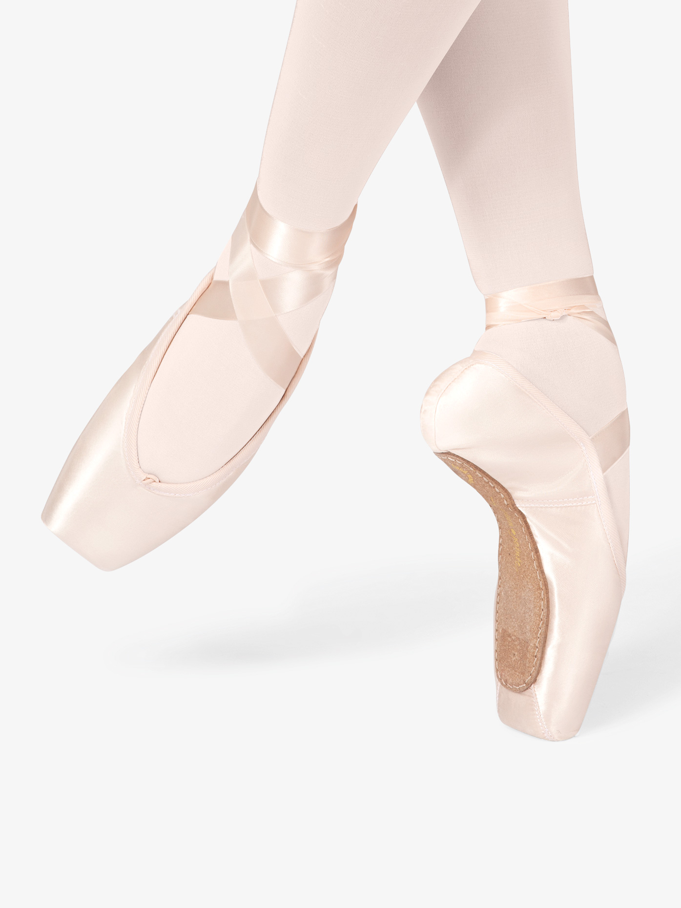 Russian Pointe Adult Rubin Pointe Shoes (Ruby) RD