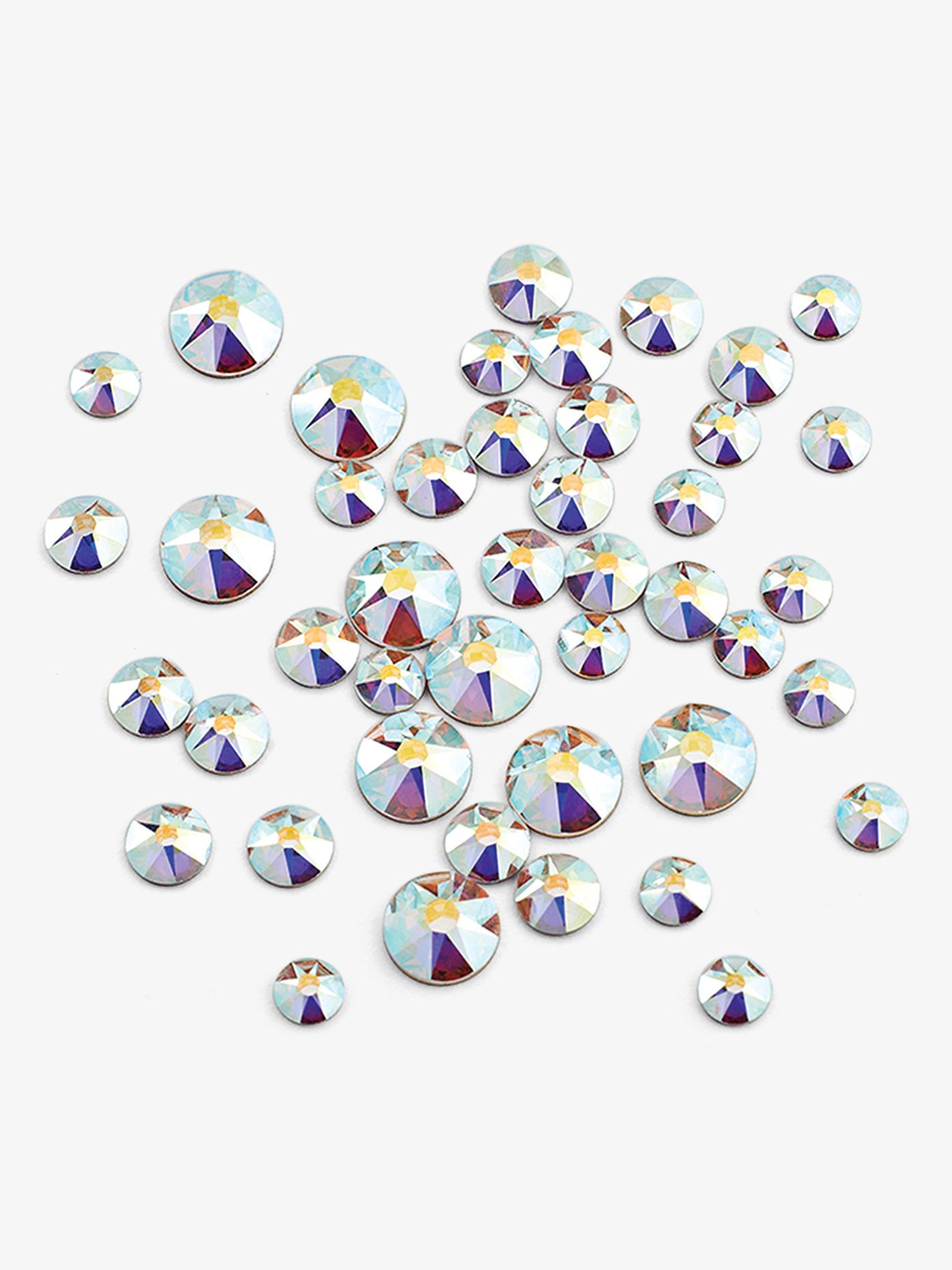 Rhinestones Unlimited Swarovski Xirius Aurora Borealis Crystals 20SS 1 Gross Pack RU003