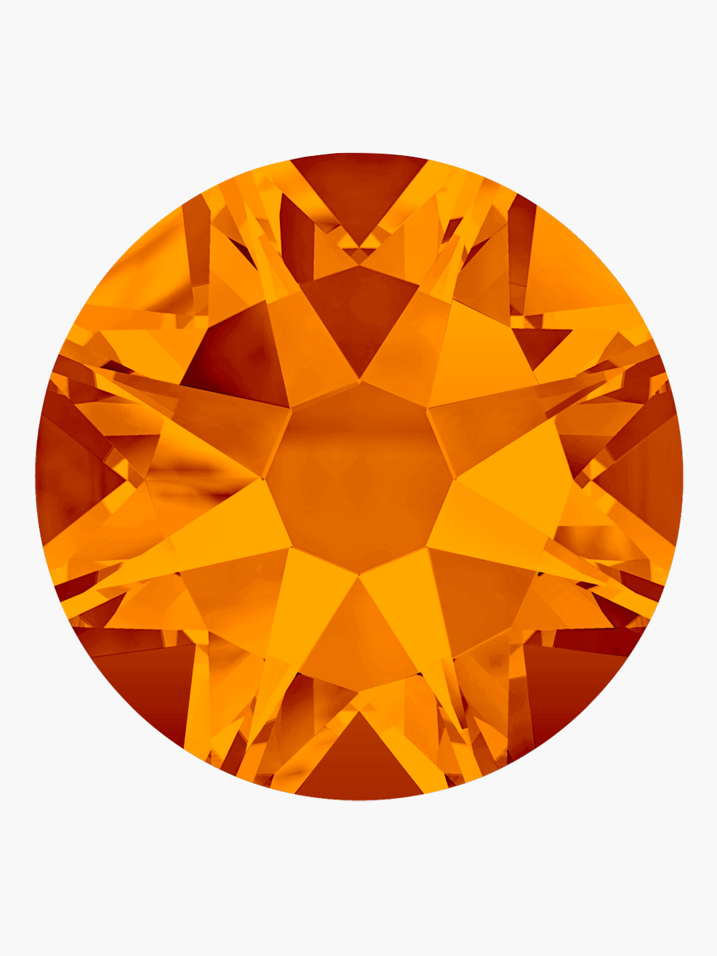 Rhinestones Unlimited Swarovski Crystal Rhinestones 20SS RU065