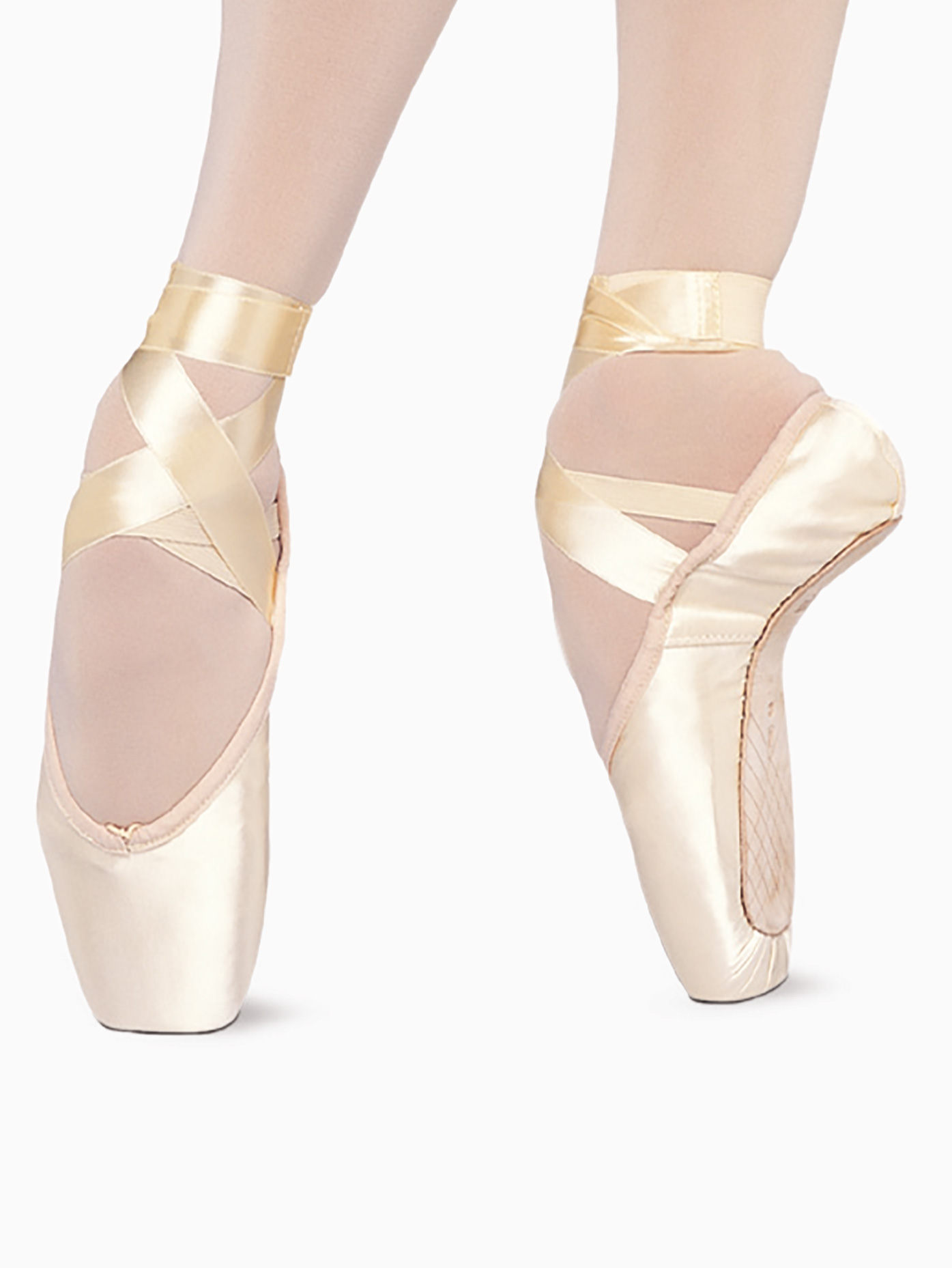 131 serenade bloch pointe shoes size 5 c width by Bloch