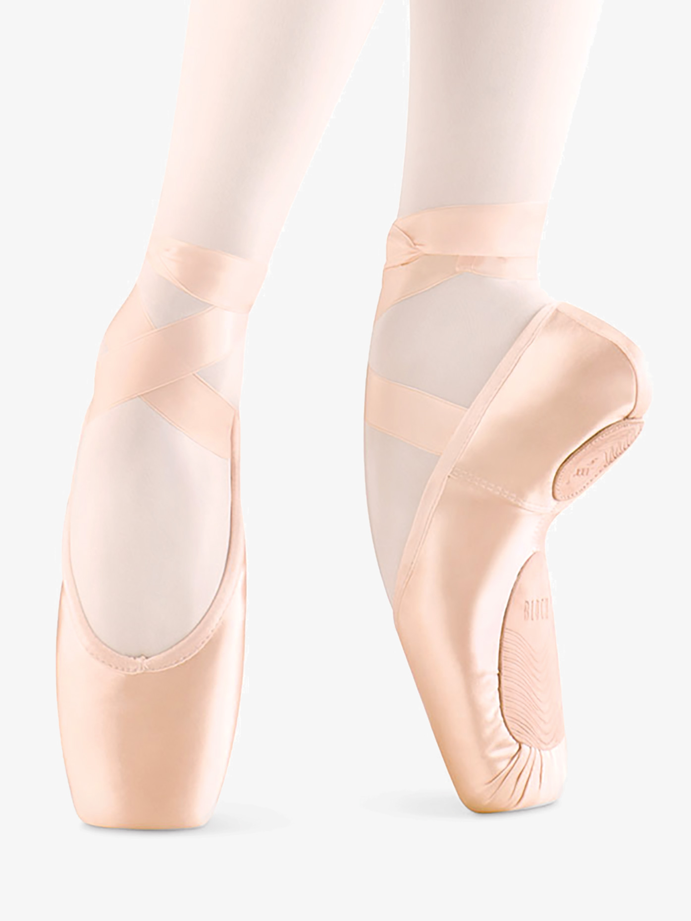 Bloch Adult EuroStretch Stretch Satin Pointe Shoes S0172L