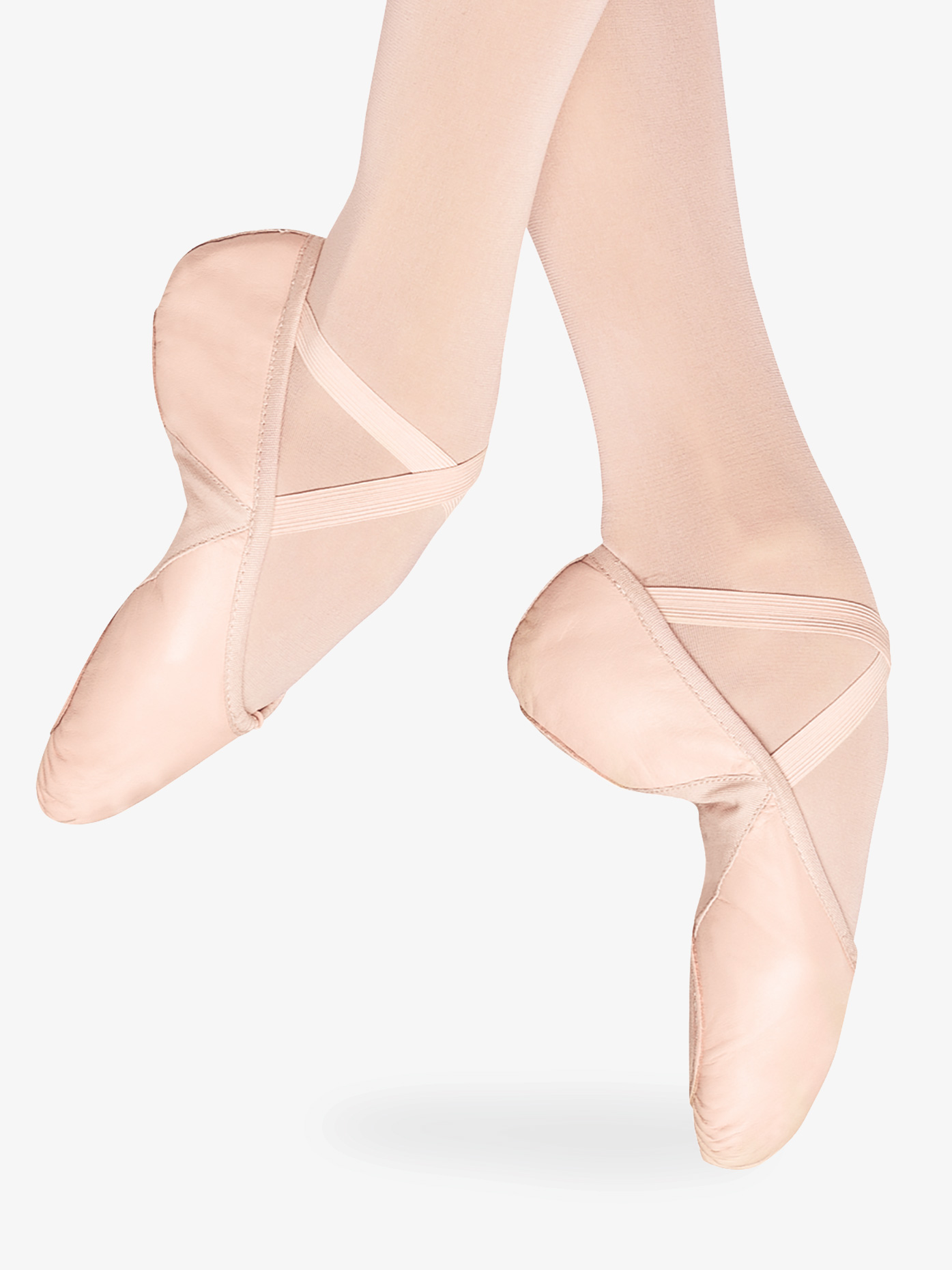 Bloch Adult Prolite II Hybrid Leather Split-Sole Ballet Shoes S0203L