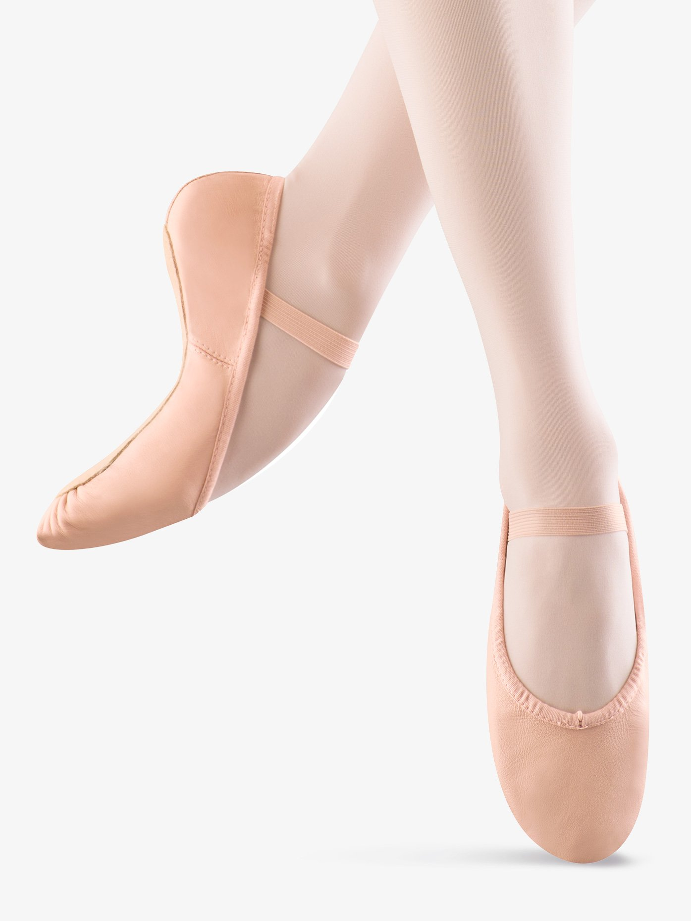 Bloch Adult Dansoft Leather Full Sole Ballet Shoes S0205L