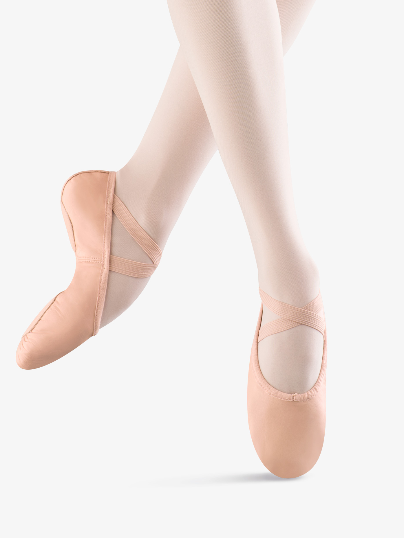 Bloch Adult Prolite II Leather Split-Sole Ballet Shoes S0208L