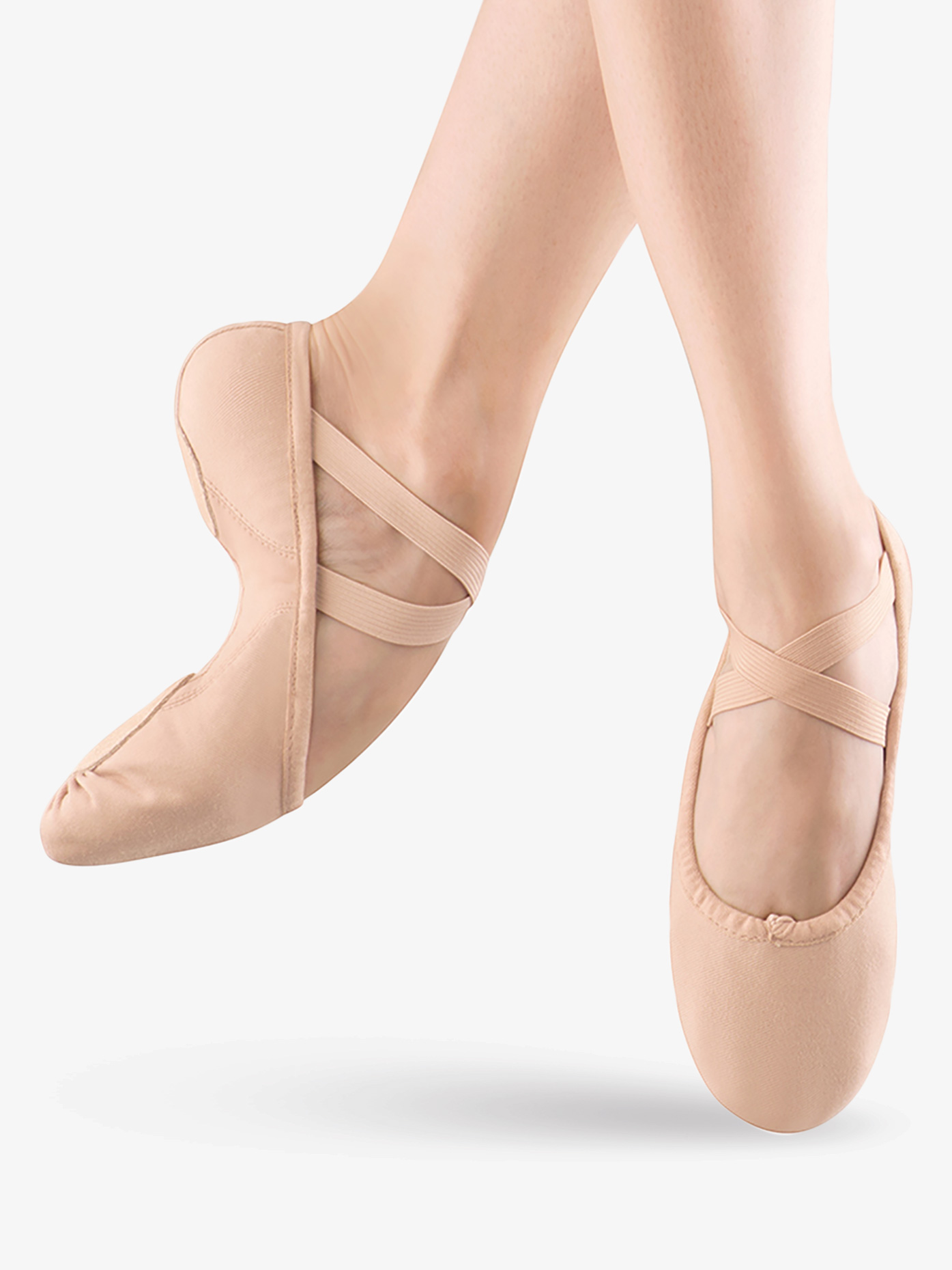 Bloch Adult Proflex Canvas Split-Sole Ballet Shoes S0210L