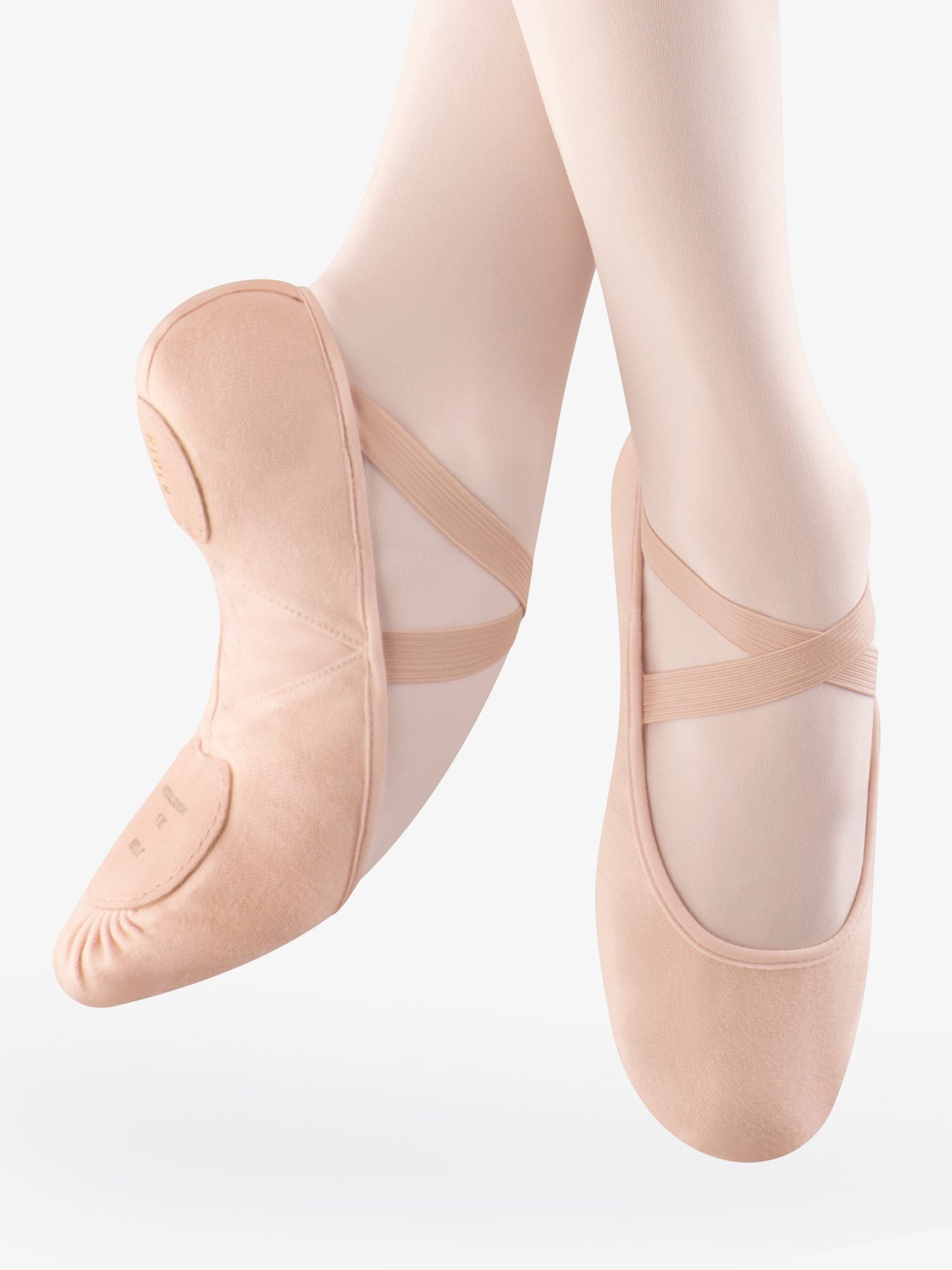 Bloch Adult Pro-Arch Canvas Split-Sole Ballet Shoes S0271L
